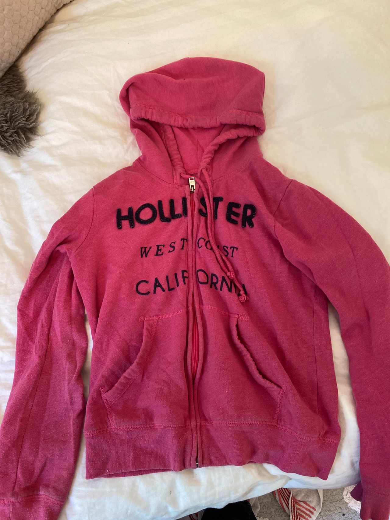 hollister genser rosa