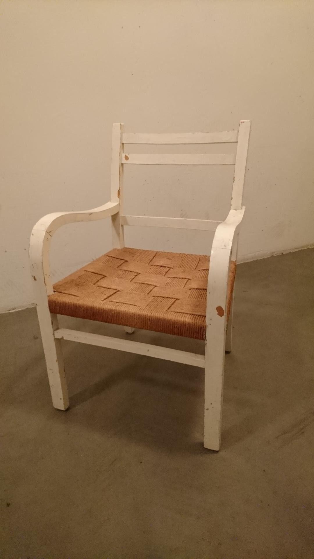 Gammel stol fra 40 tallet . | FINN.no