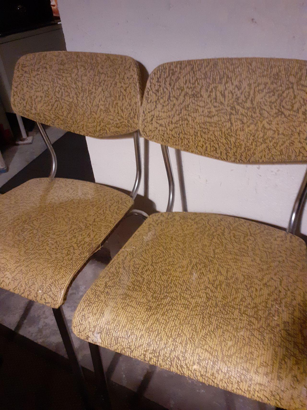Retro stol fra Kjøpe, selge og utveksle annonser finn den