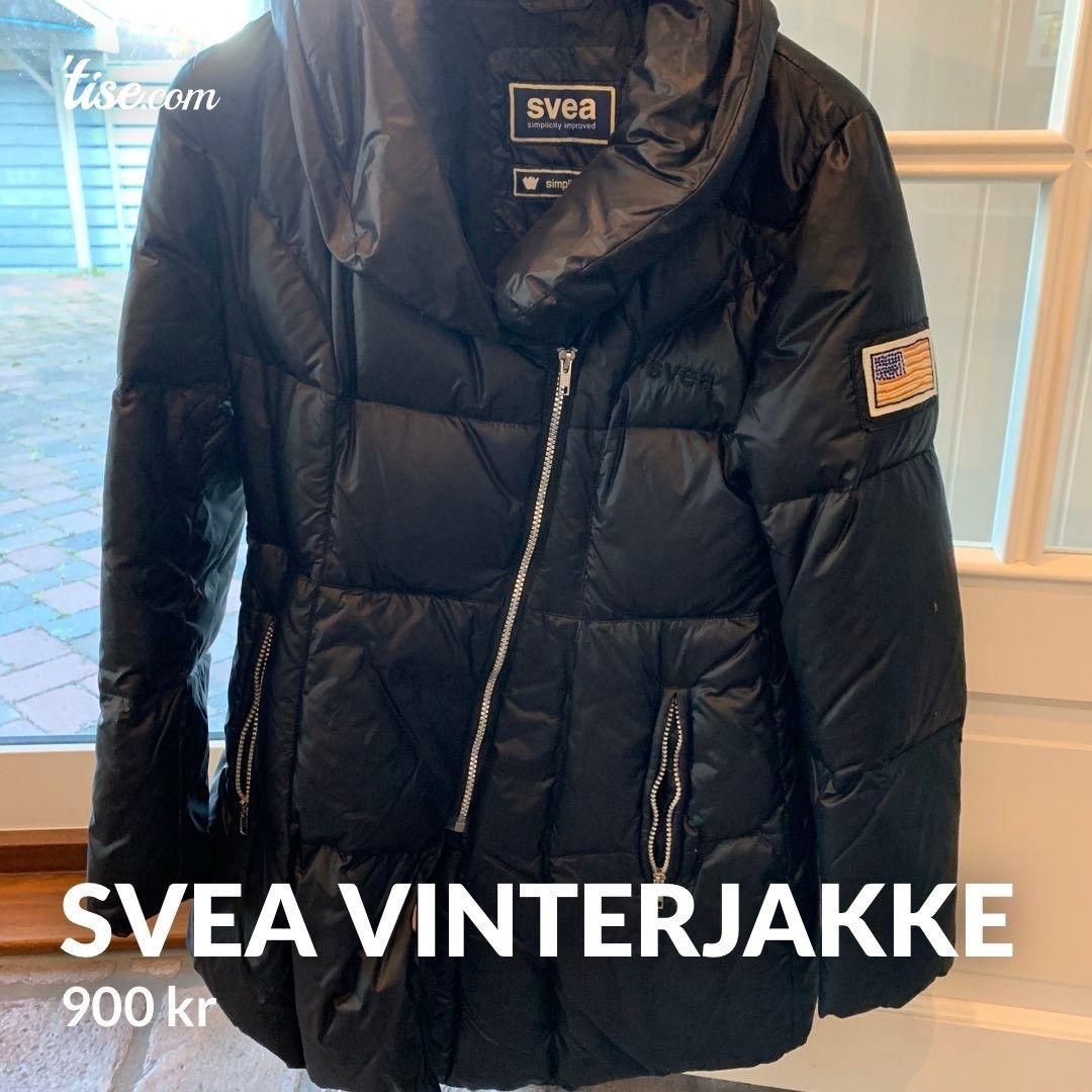 Svea vinterjakke | FINN.no