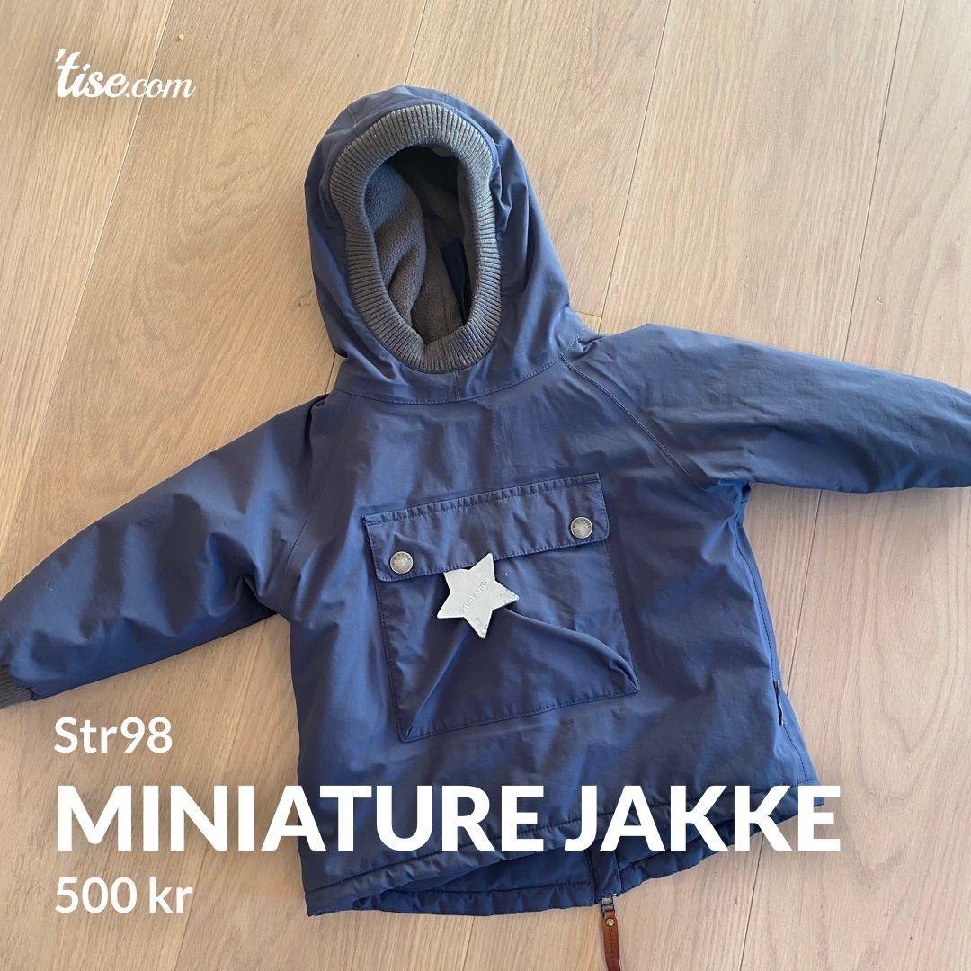 Miniature vinterjakke | FINN.no