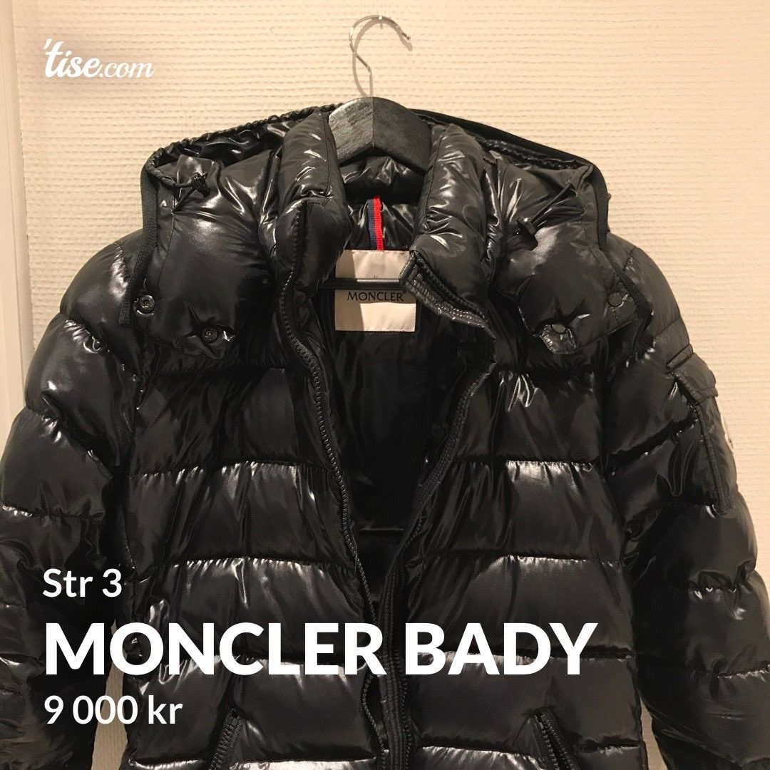 Moncler bady dunjakke | FINN.no