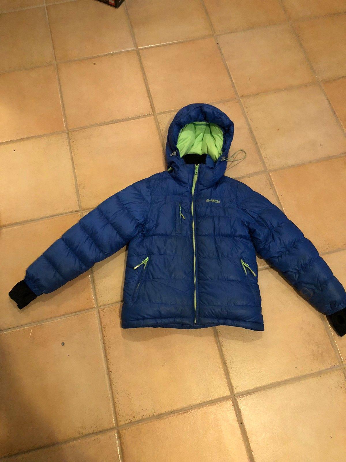 Bergans jakke barn 120 134 | FINN.no