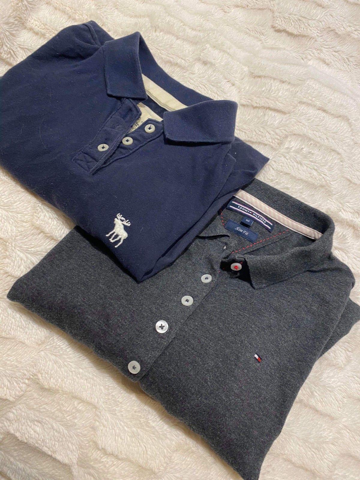 Krageløs skjorte 2 stk ubrukte. Large slim fit | FINN.no