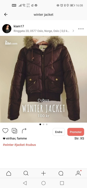 Cubus Jeansjakke | FINN.no