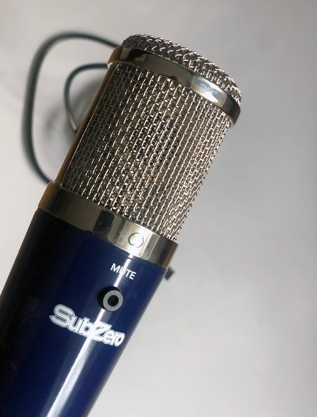 SubZero SZC 600 USB mic med akustisk lyddemper | FINN.no