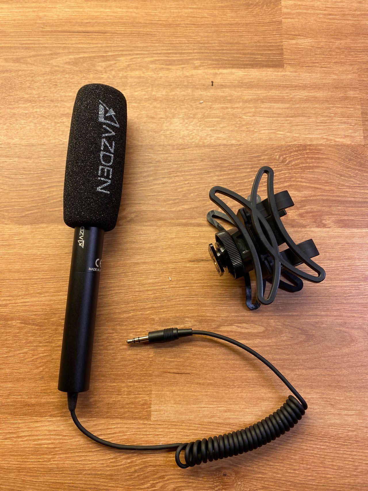 Azden SMX 10 mikrofon Mikrofon Elkjøp