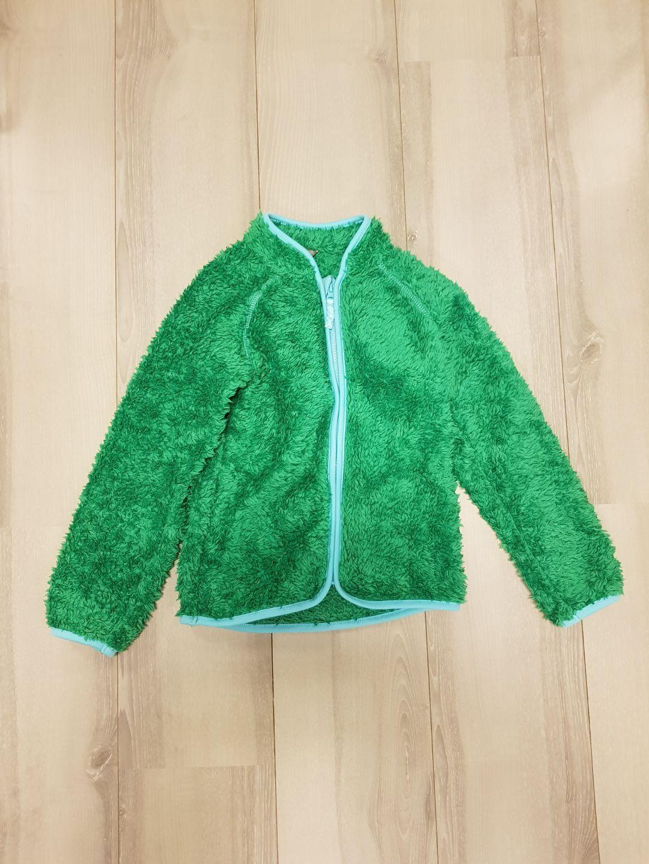 Fleece jakke genser fra H&M i str 92 | FINN.no