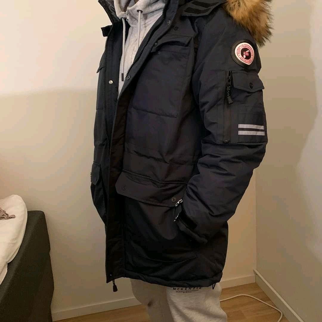 Varm og god vinterjakke fra Cubus | FINN.no