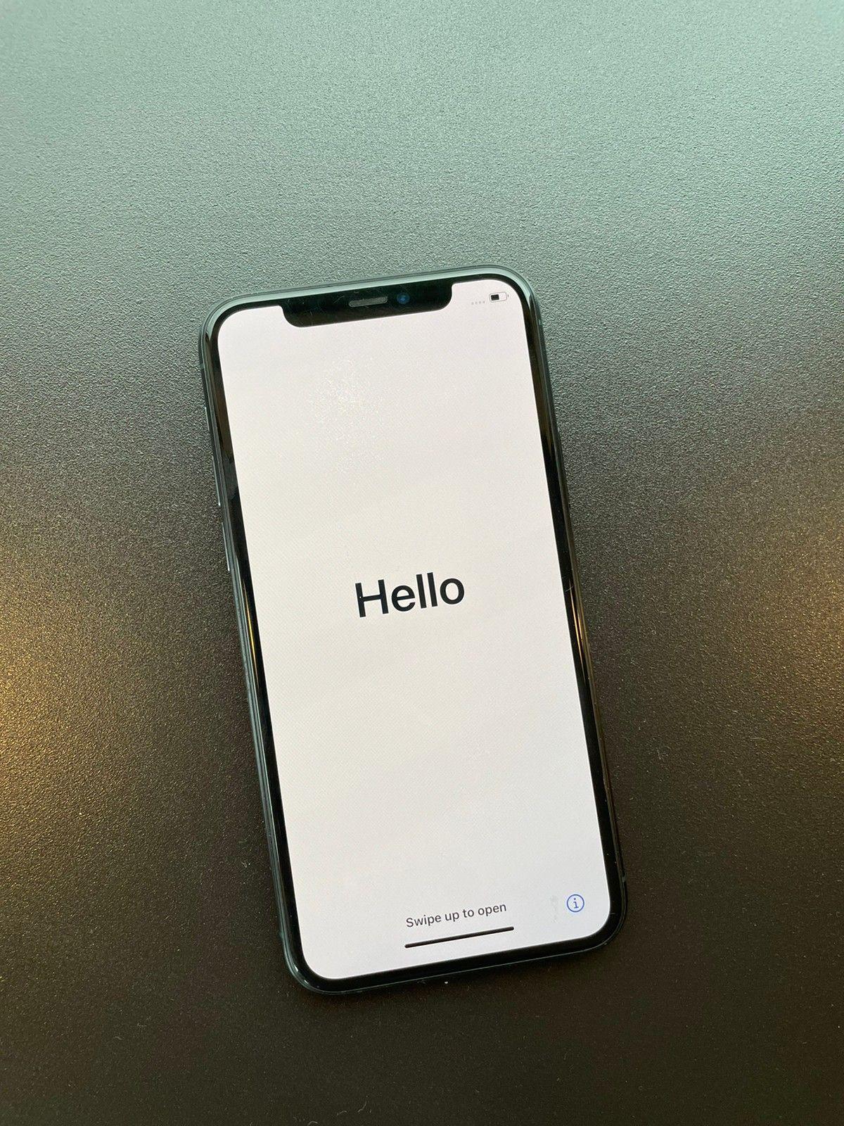 IPhone 11 Pro Grønn 256GB | FINN.no