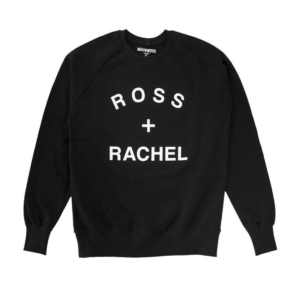 Ross + Rachel genser str M | FINN.no