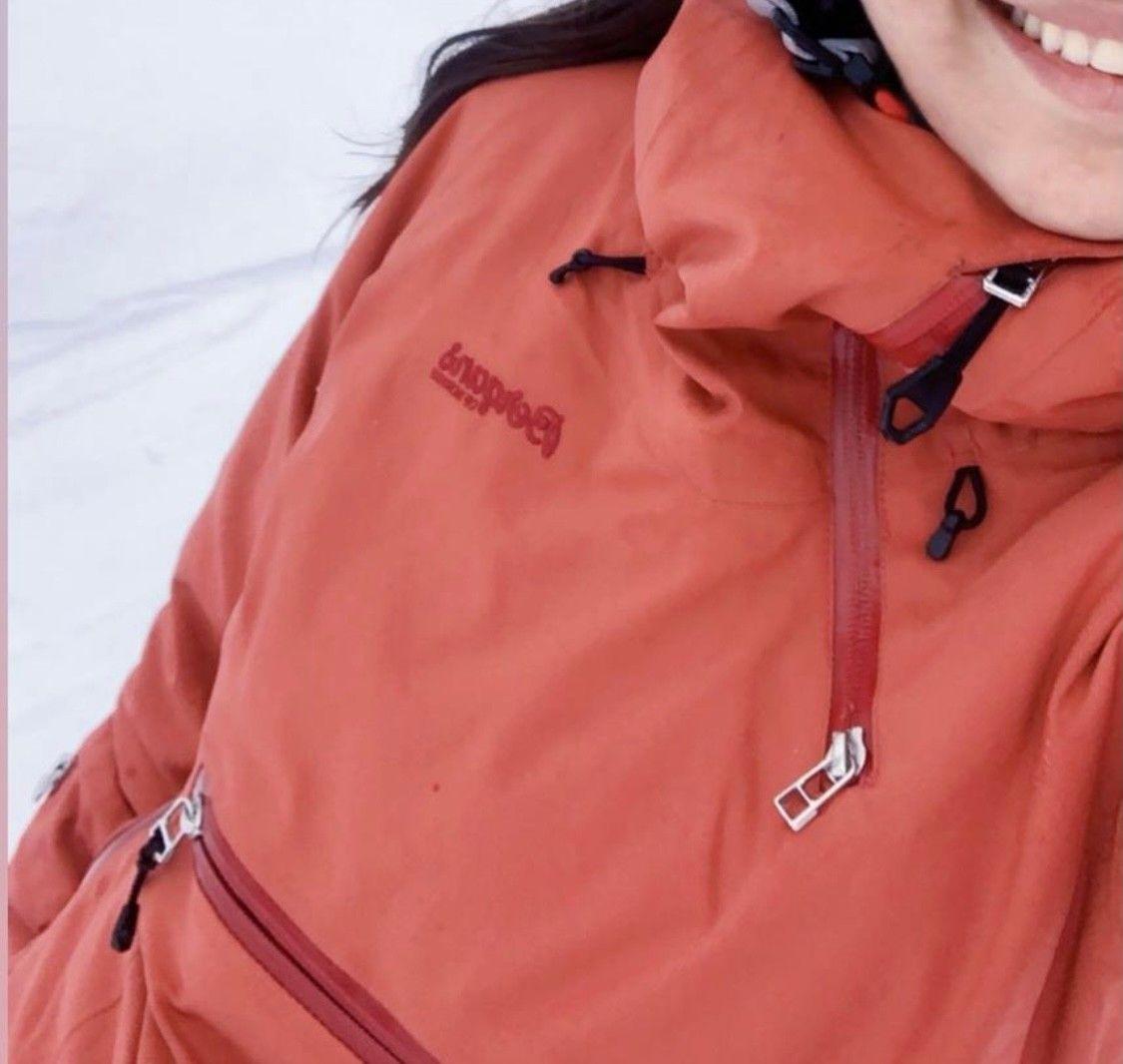 Ny Bergans Stranda Insulated Hybrid W jakke i str S   FINN.no
