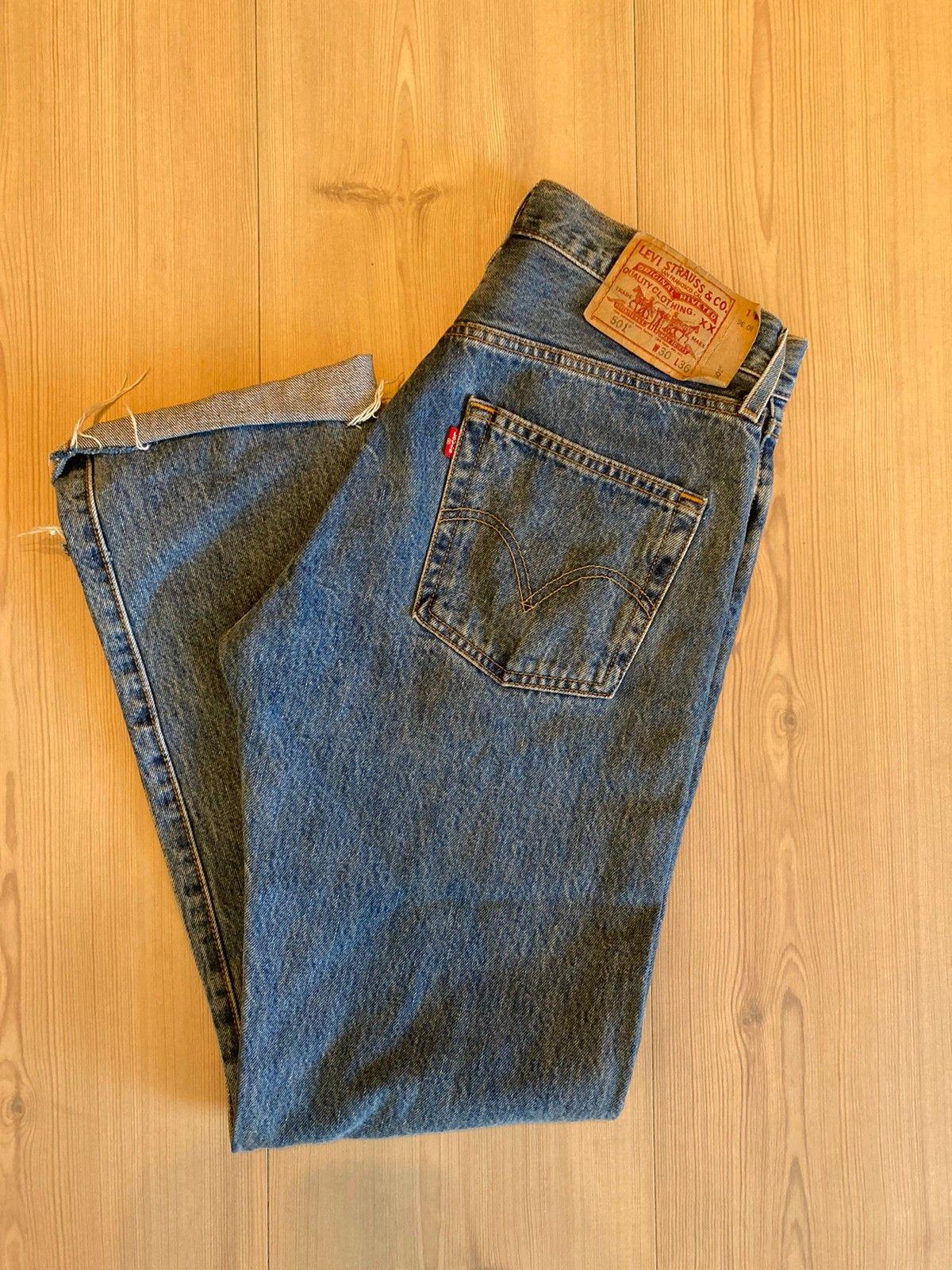 Vintage Levis Jeans   FINN.no