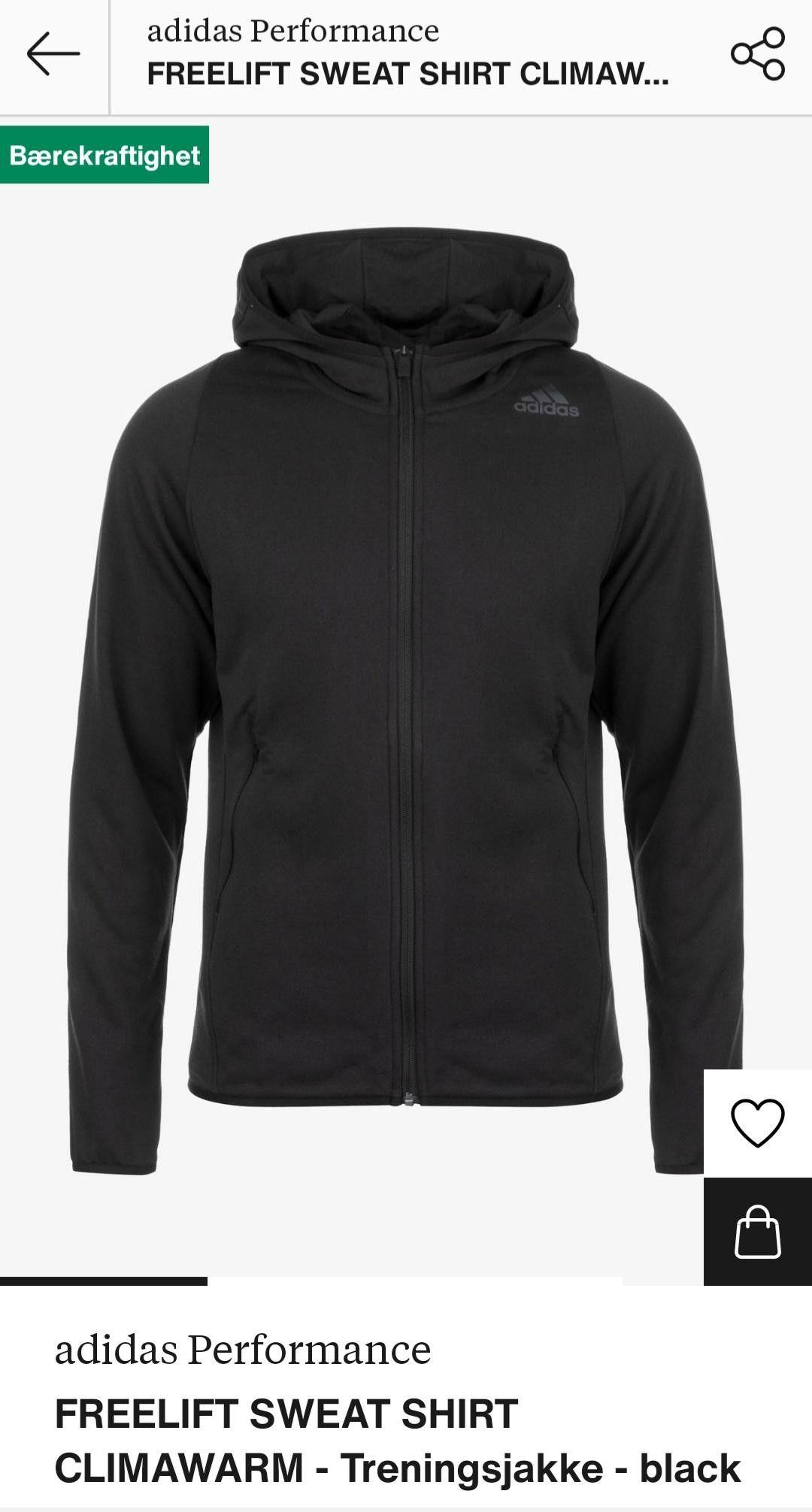 Ny Adidas jakke i str.L | FINN.no