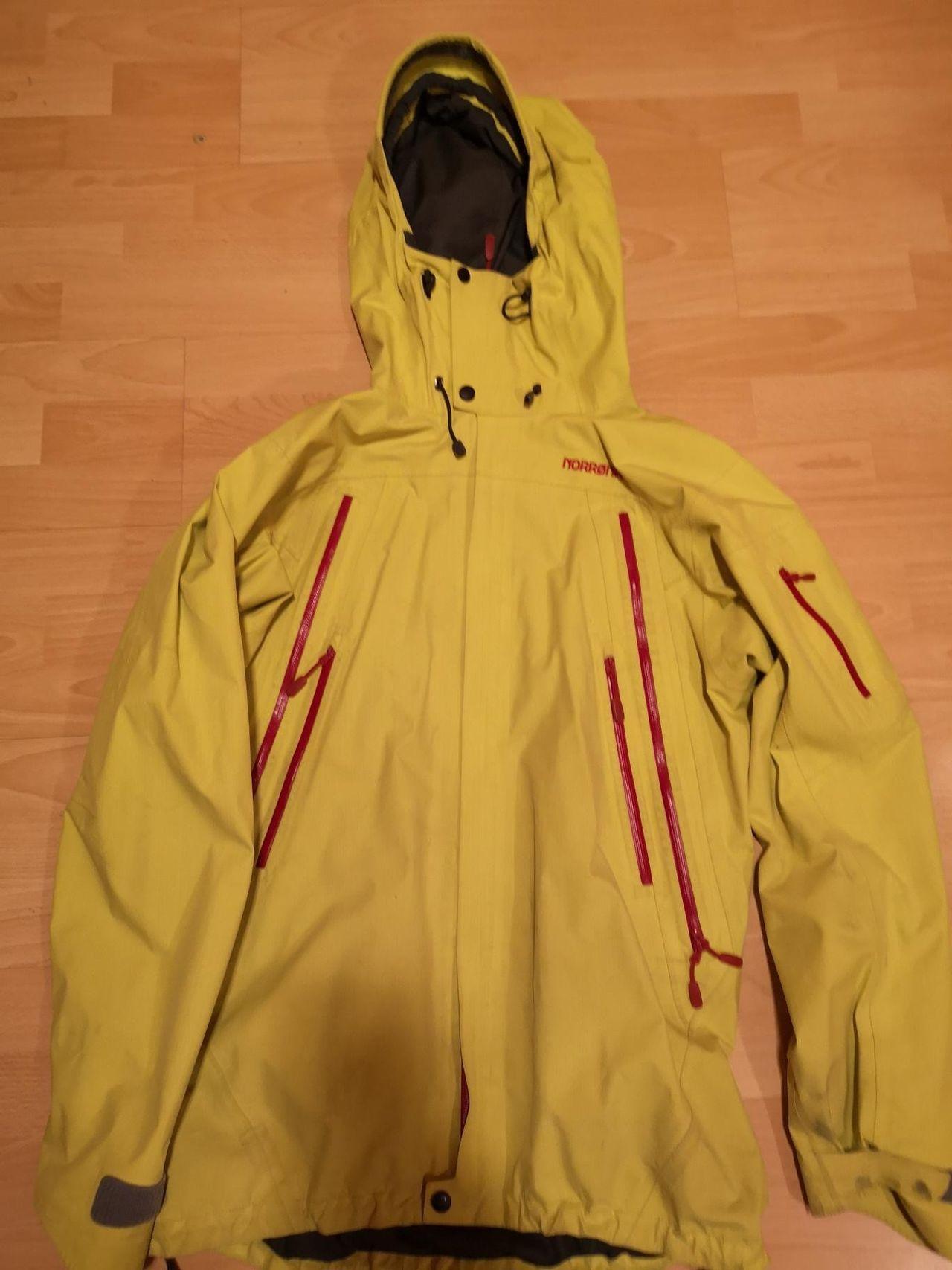 Norrøna Narvik GoreTex ski jakke | FINN.no