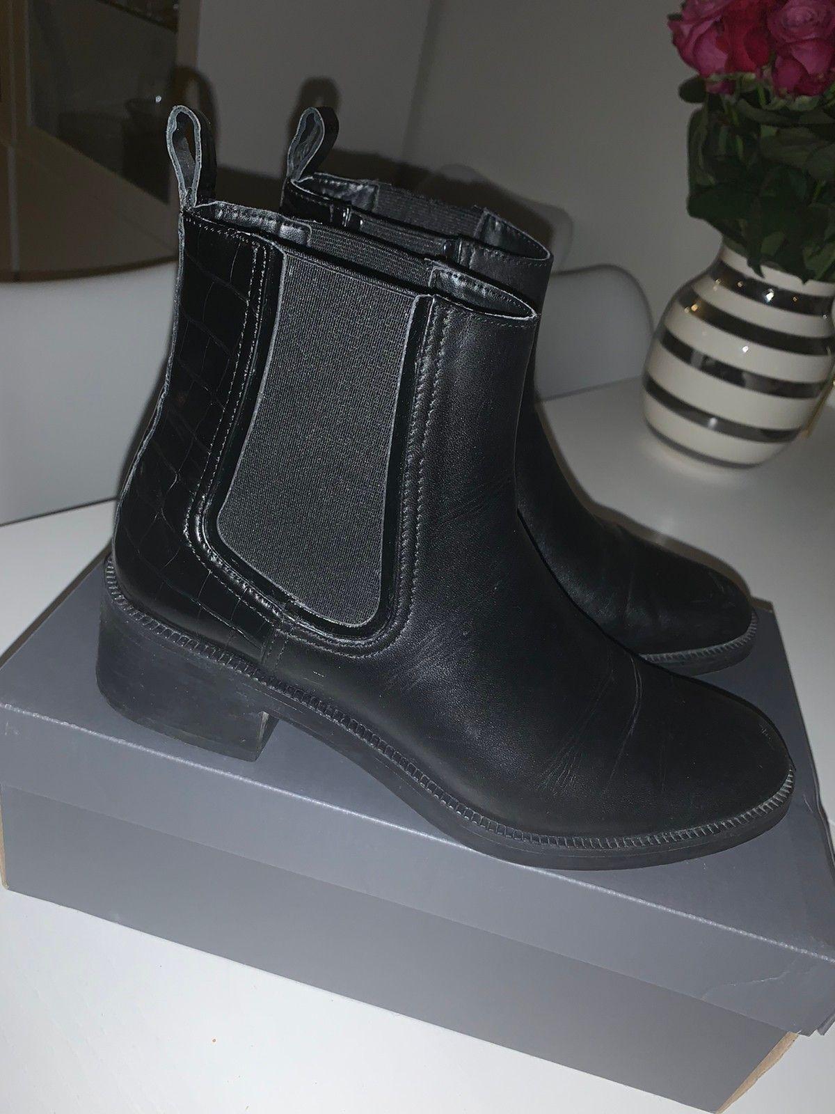 Ankel støvletter fra Zara str 35 | FINN.no