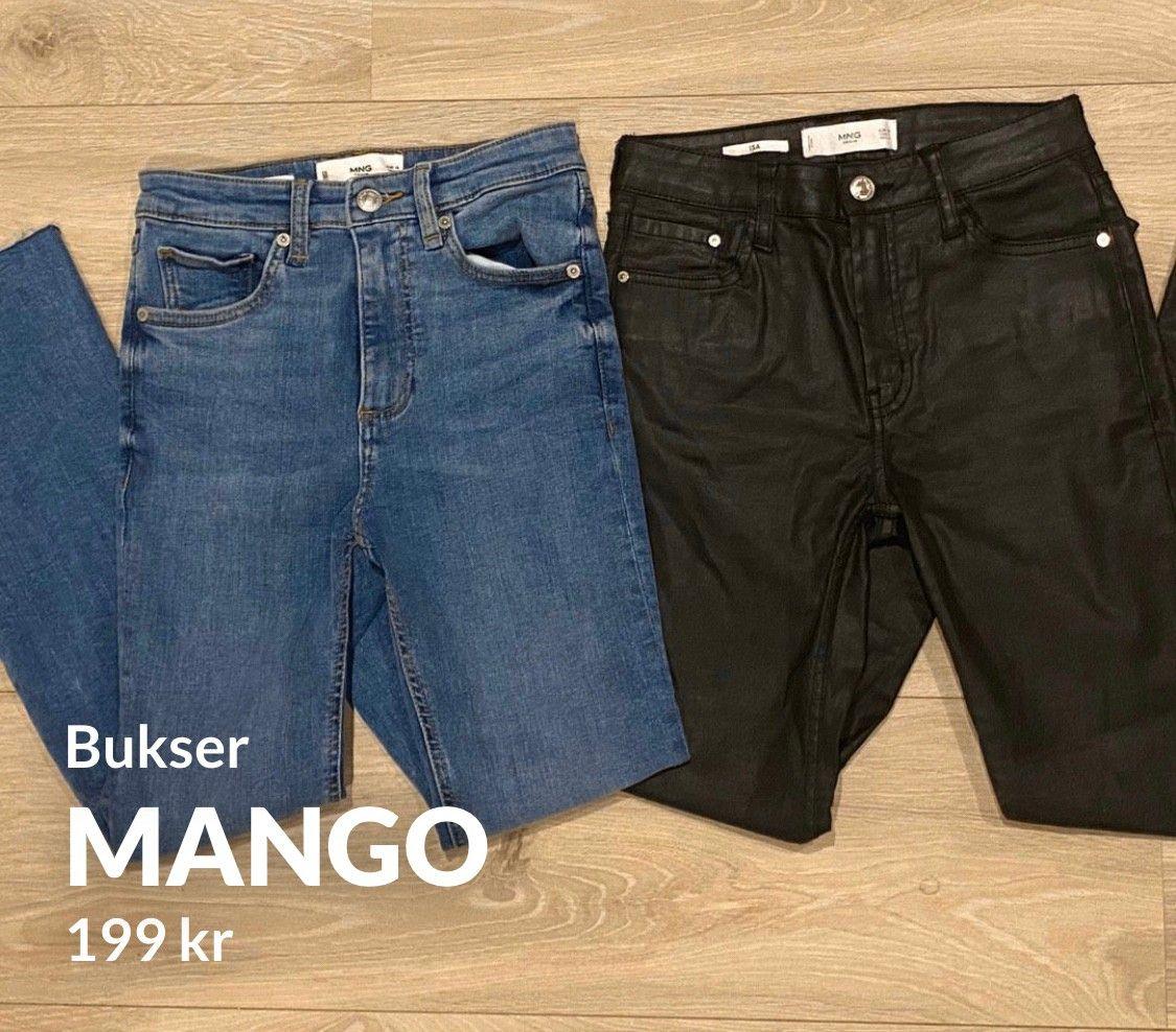 2 nye bukser fra Zara | FINN.no