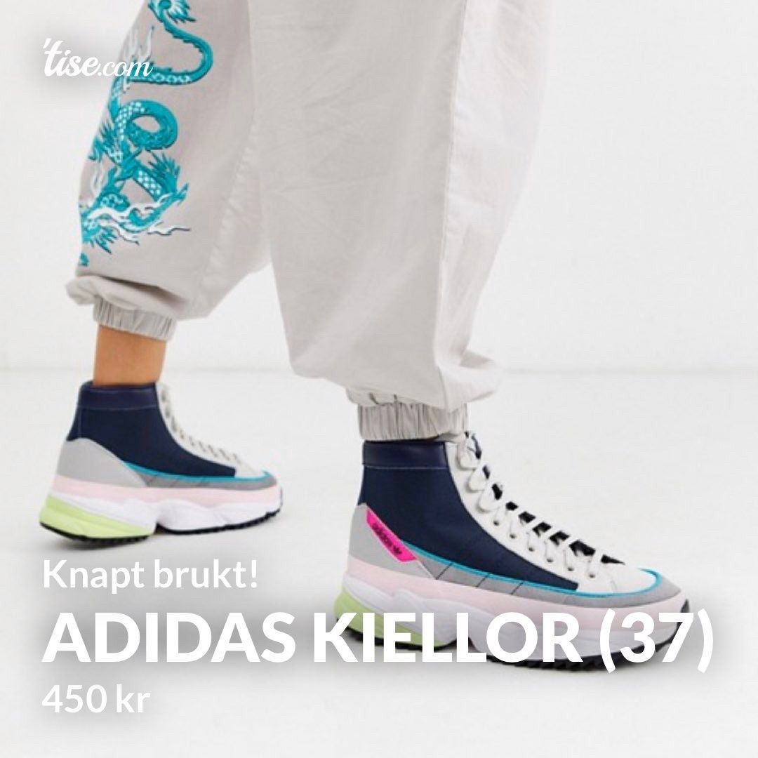 Adidas sko str 37 13 | FINN.no