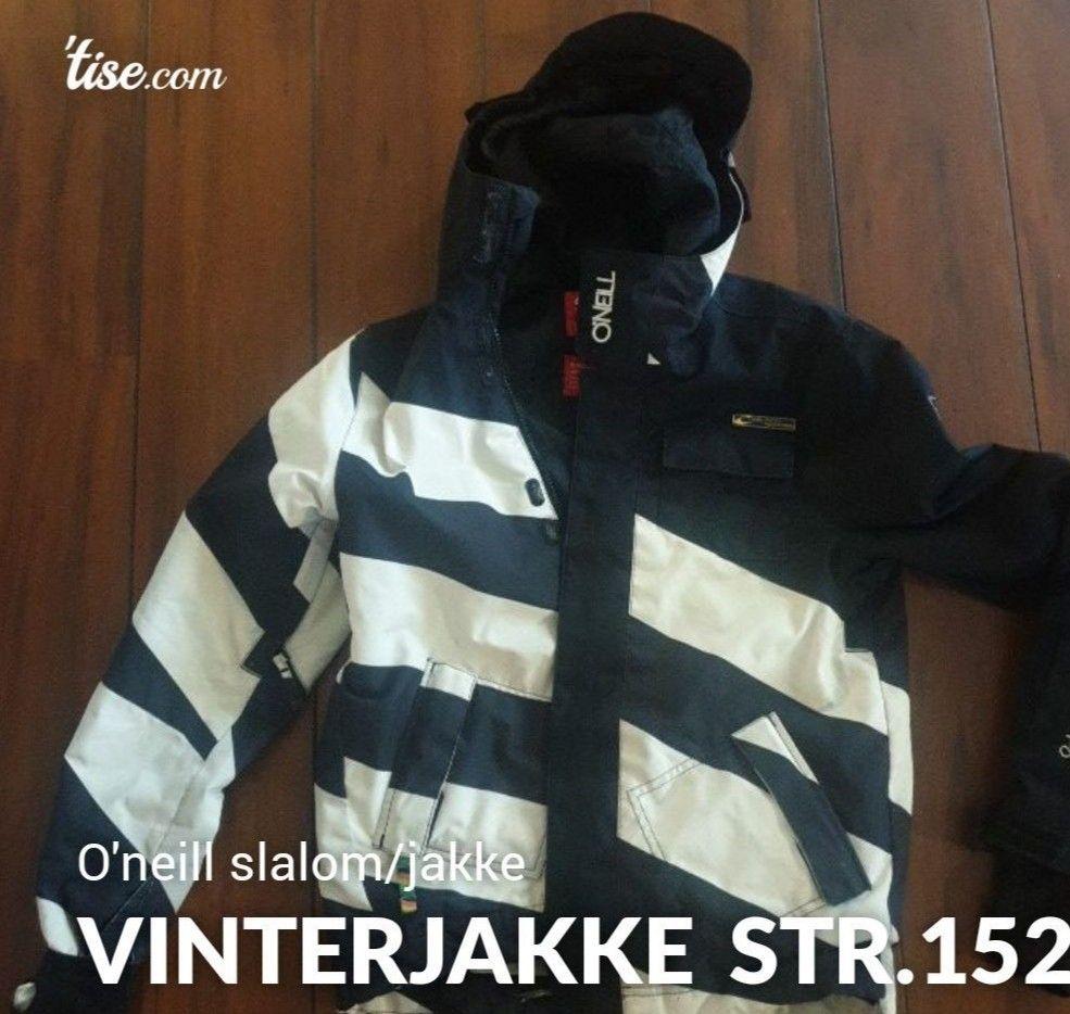 Slalom jakke | FINN.no