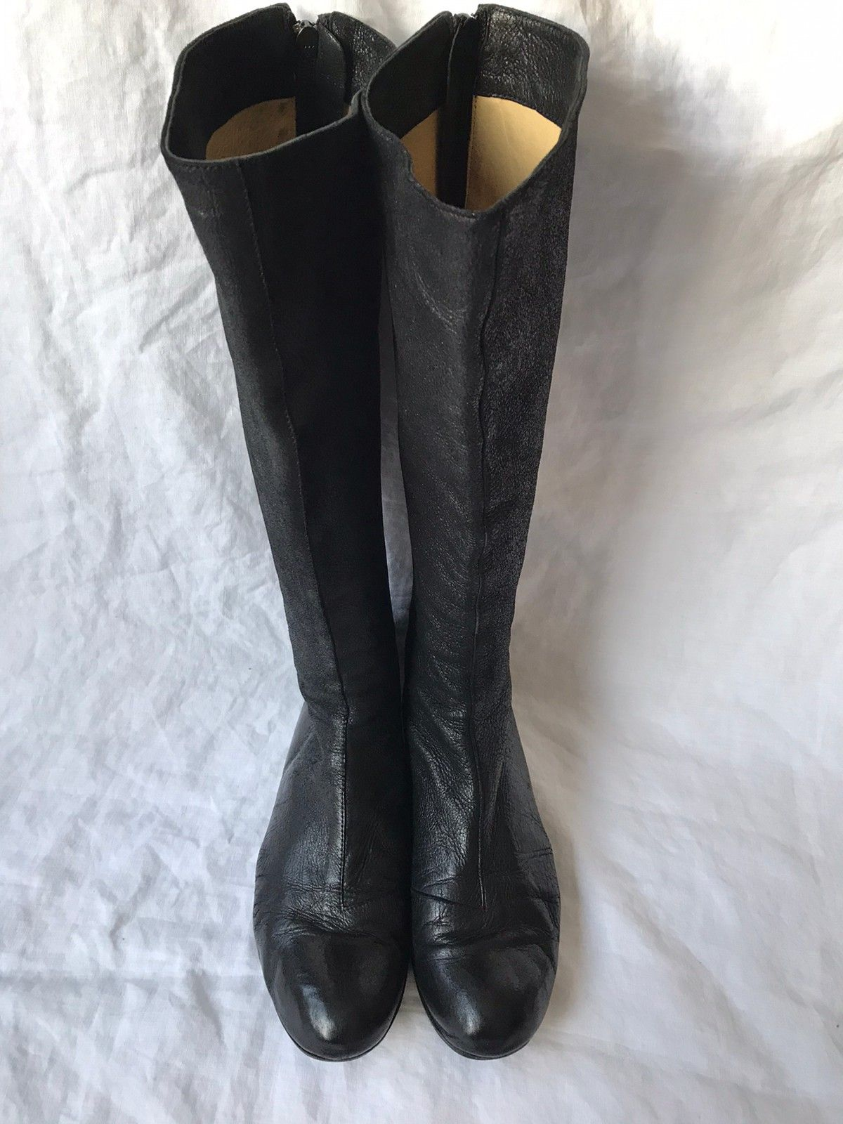 Autentiske Lanvin svarte støvletter boots str. 40 ( i Lanvin