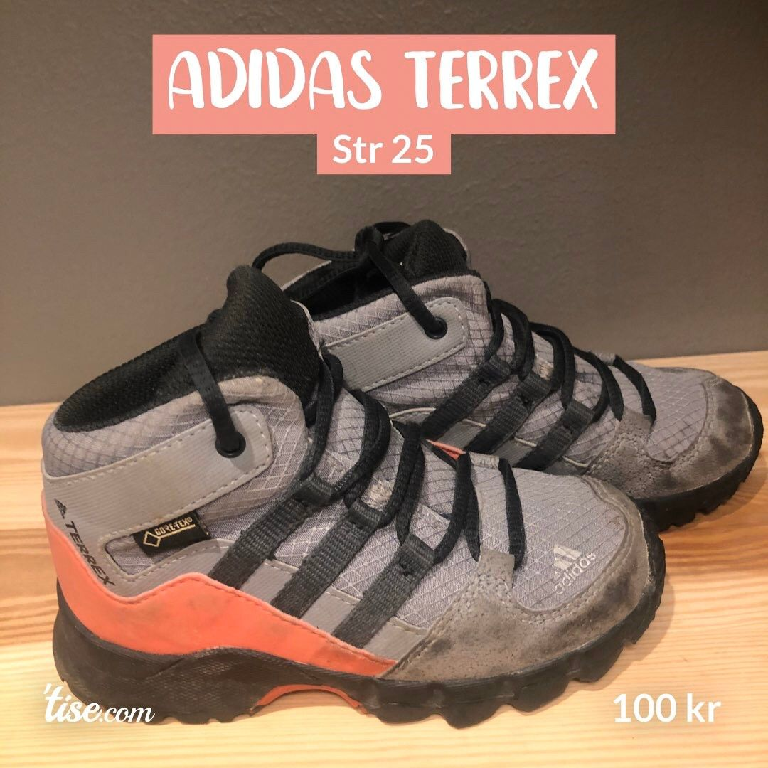 Adidas terrex str 31   FINN.no