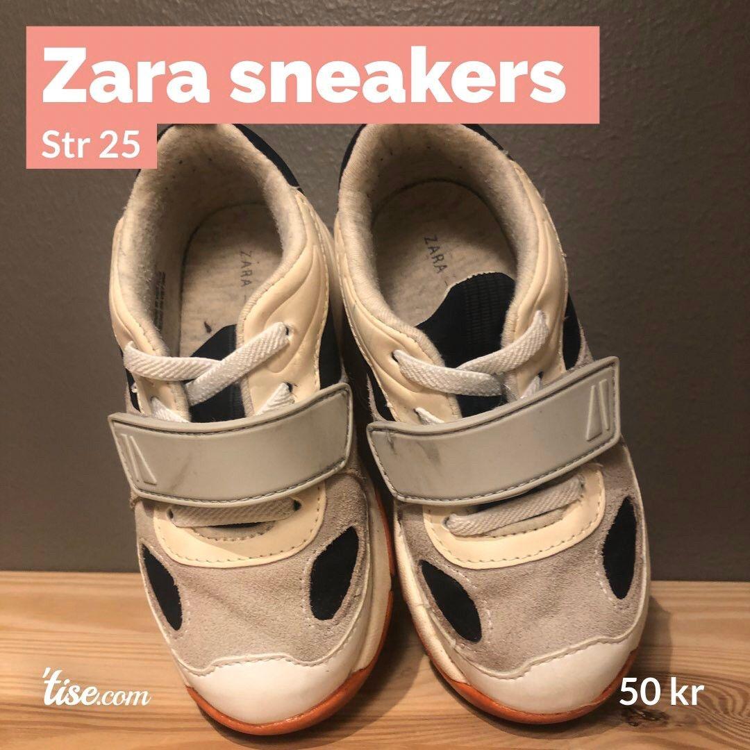 Joggesko fra Zara | FINN.no