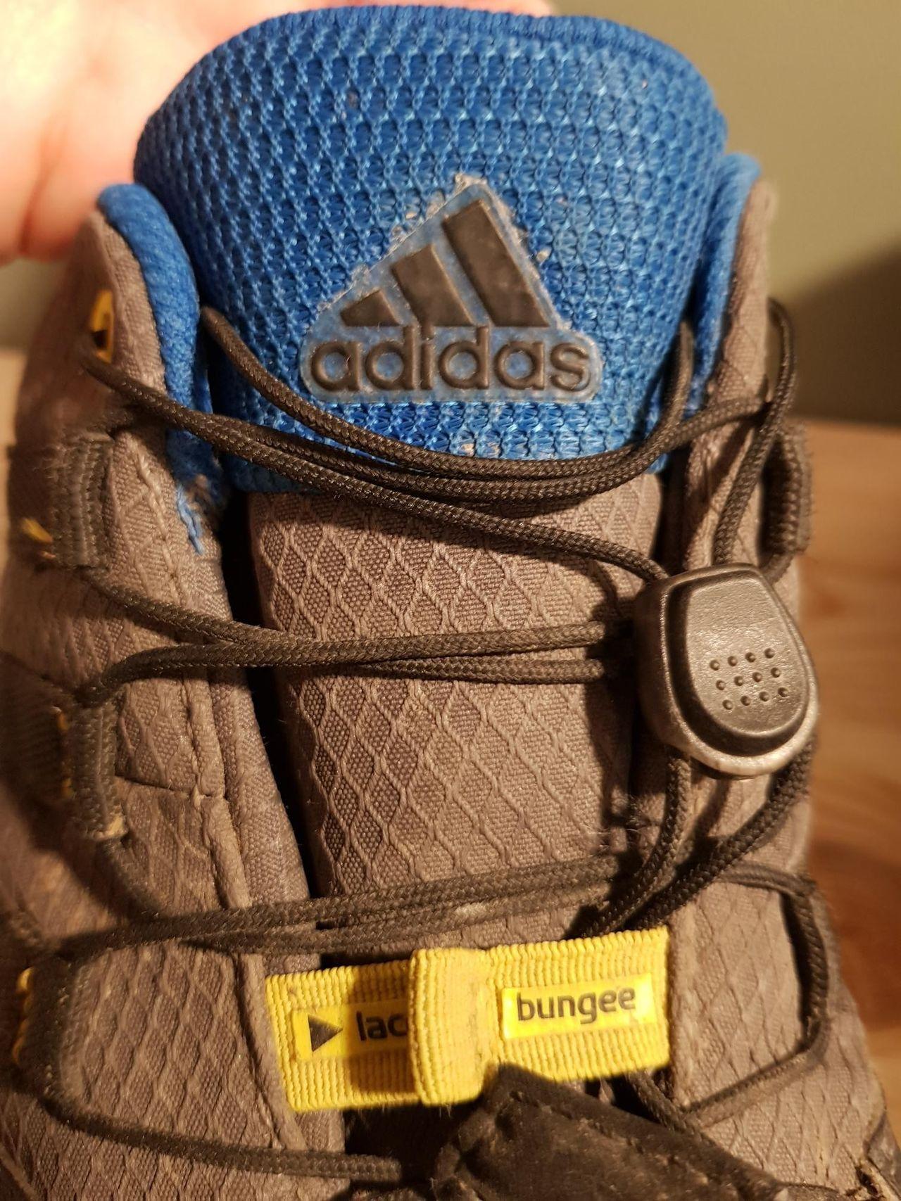 Adidas gore tex sko, høy modell str 36. | FINN.no