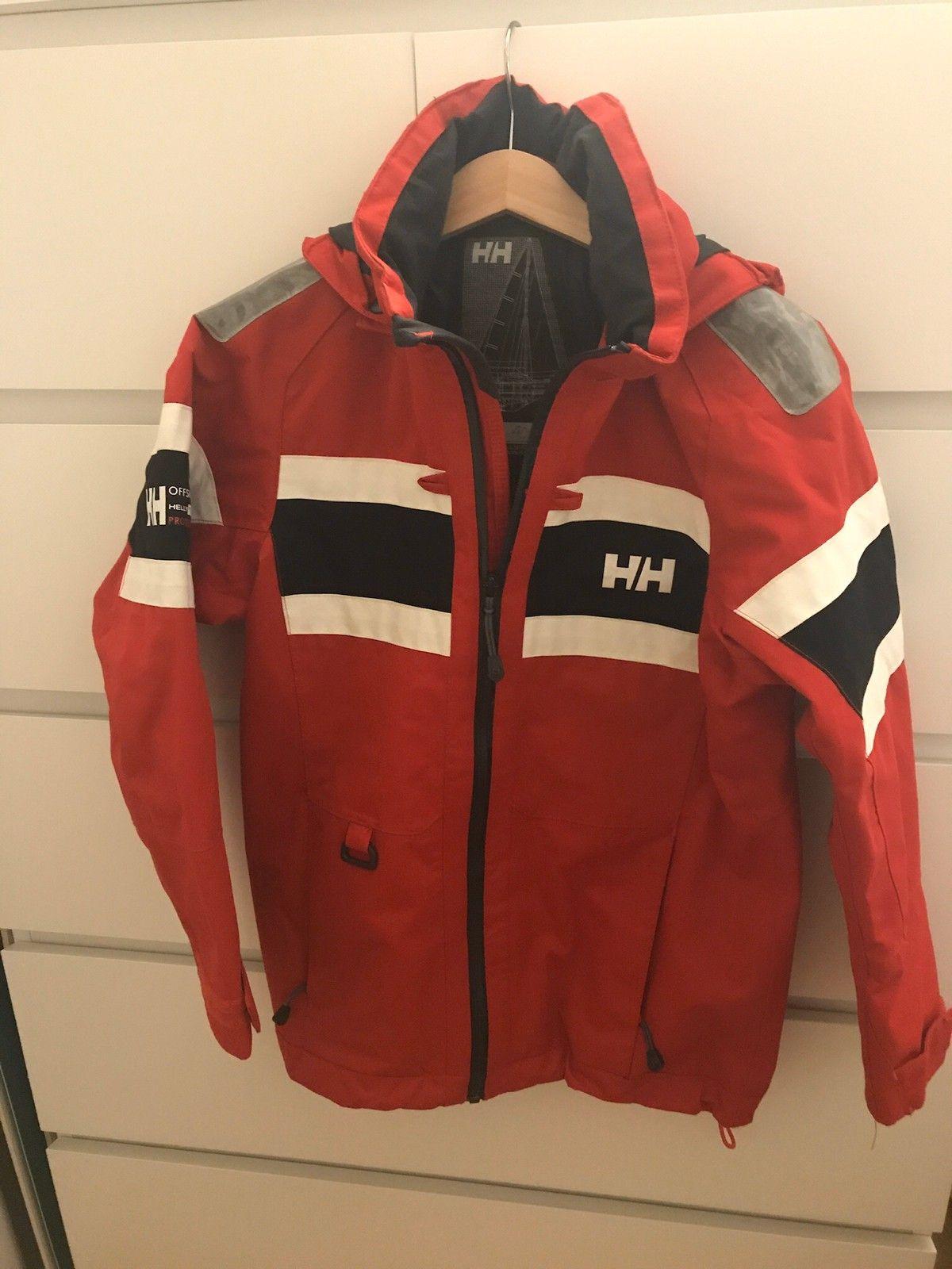 Helly Hansen Jr Salt jakke   FINN.no