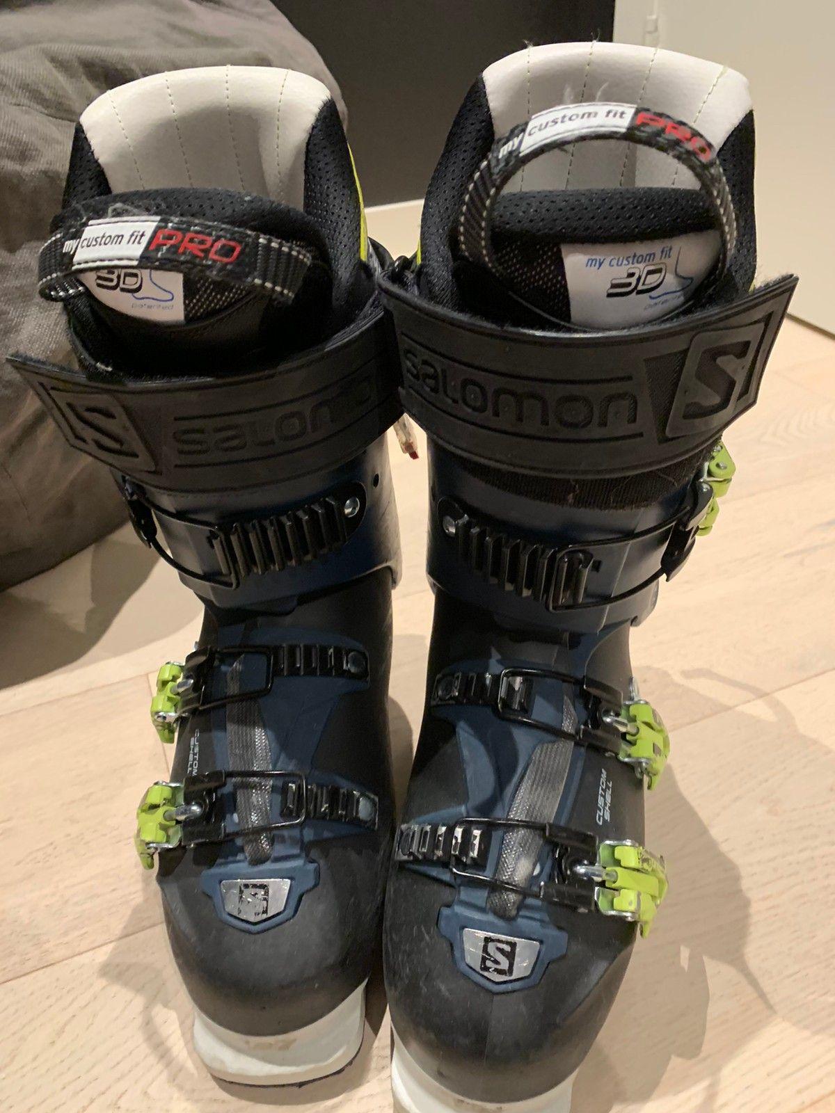 Salomon Quest Pro 110 flex alpinstøvler   FINN.no