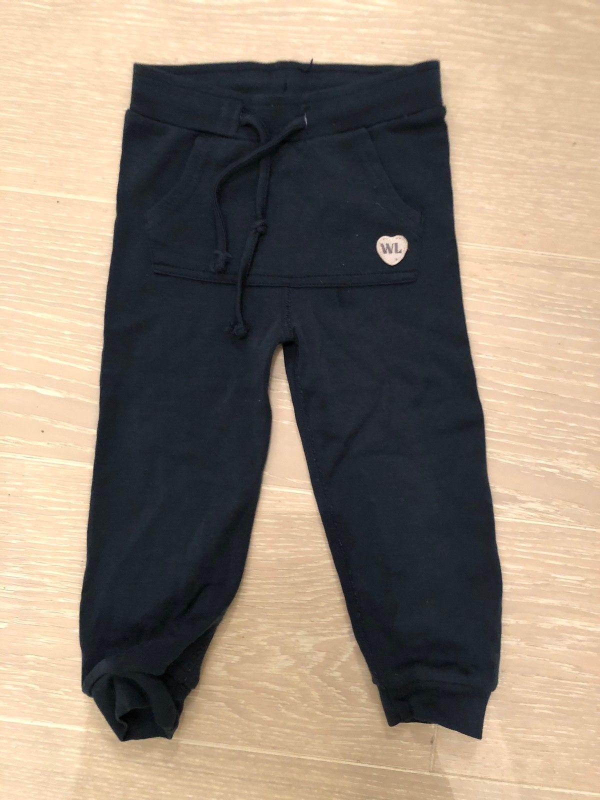 Woolland jente bukse | FINN.no