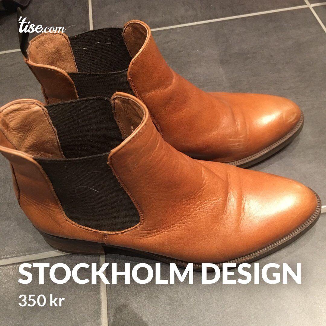 Stockholm støvletter | FINN.no