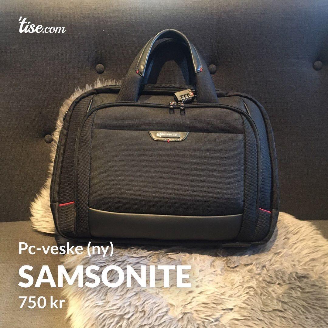 Samsonite veske | FINN.no
