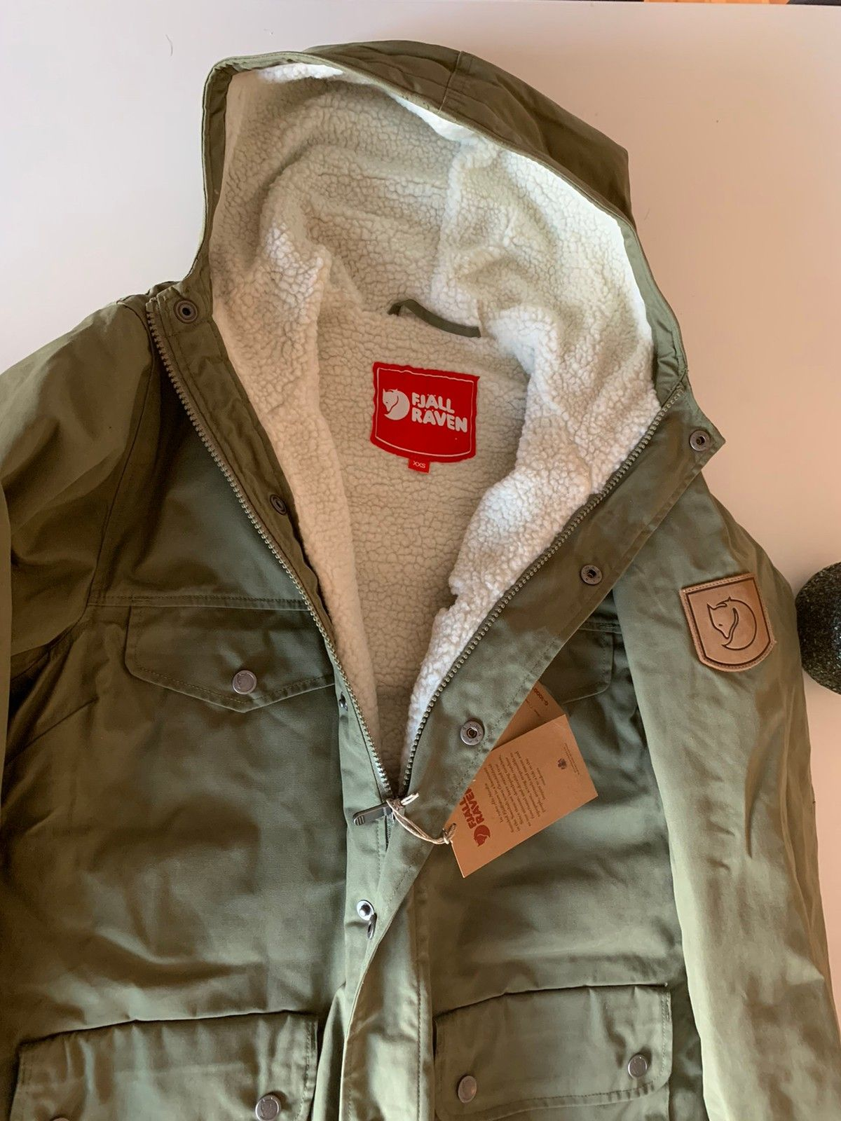 Ny fjellreven jakke | FINN.no
