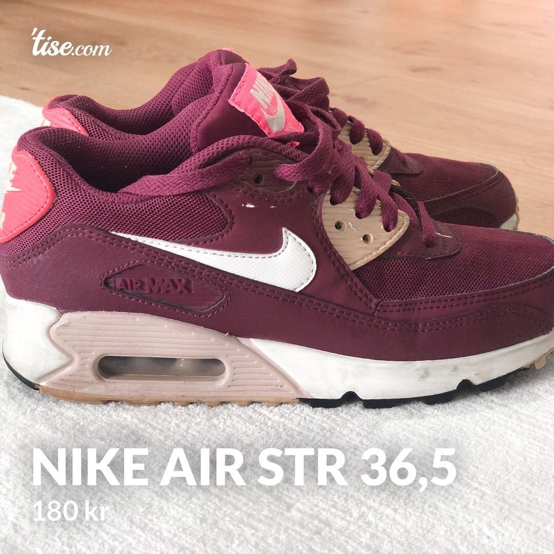 Nike sko lite brukt str 36