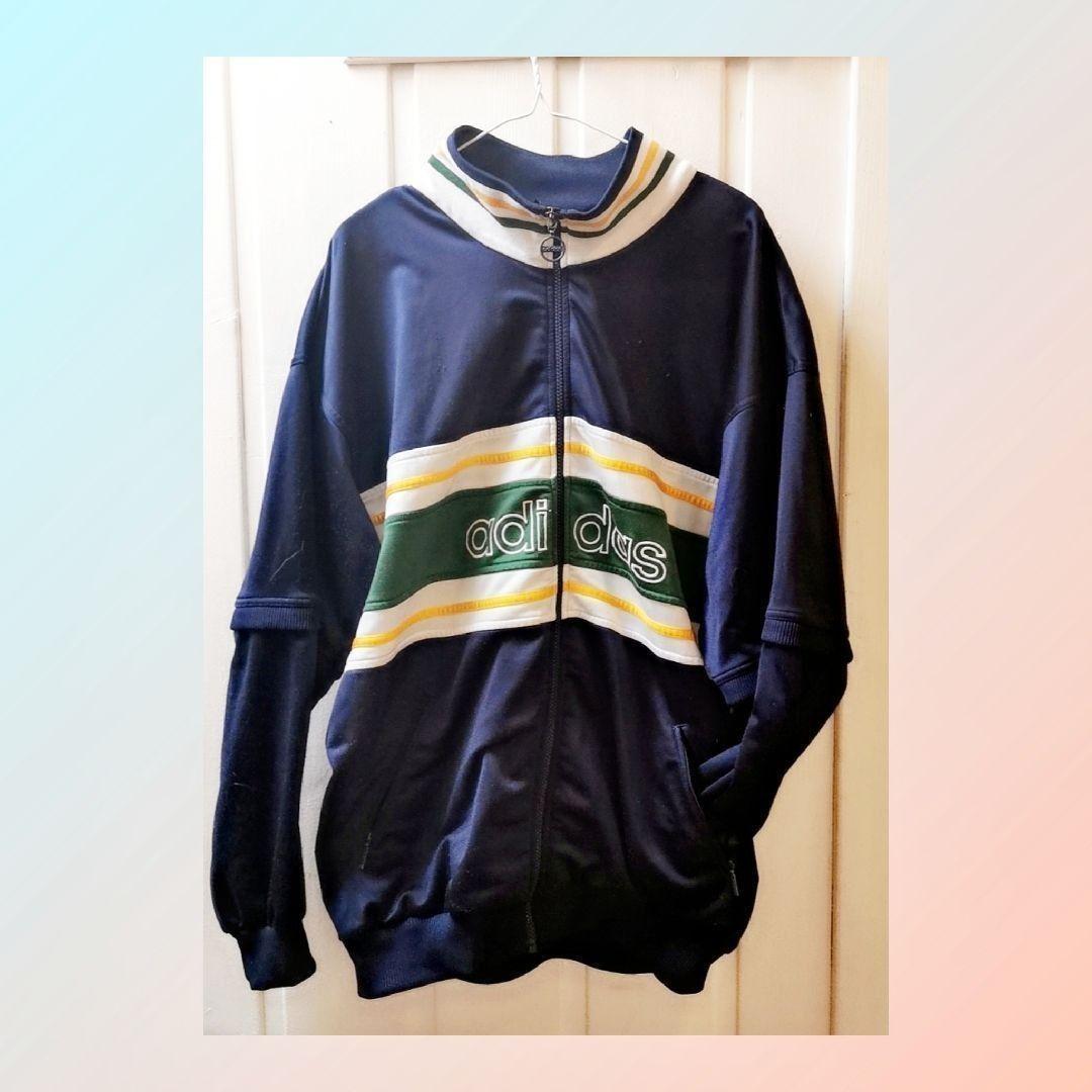 Vintage Adidas jakke | FINN.no