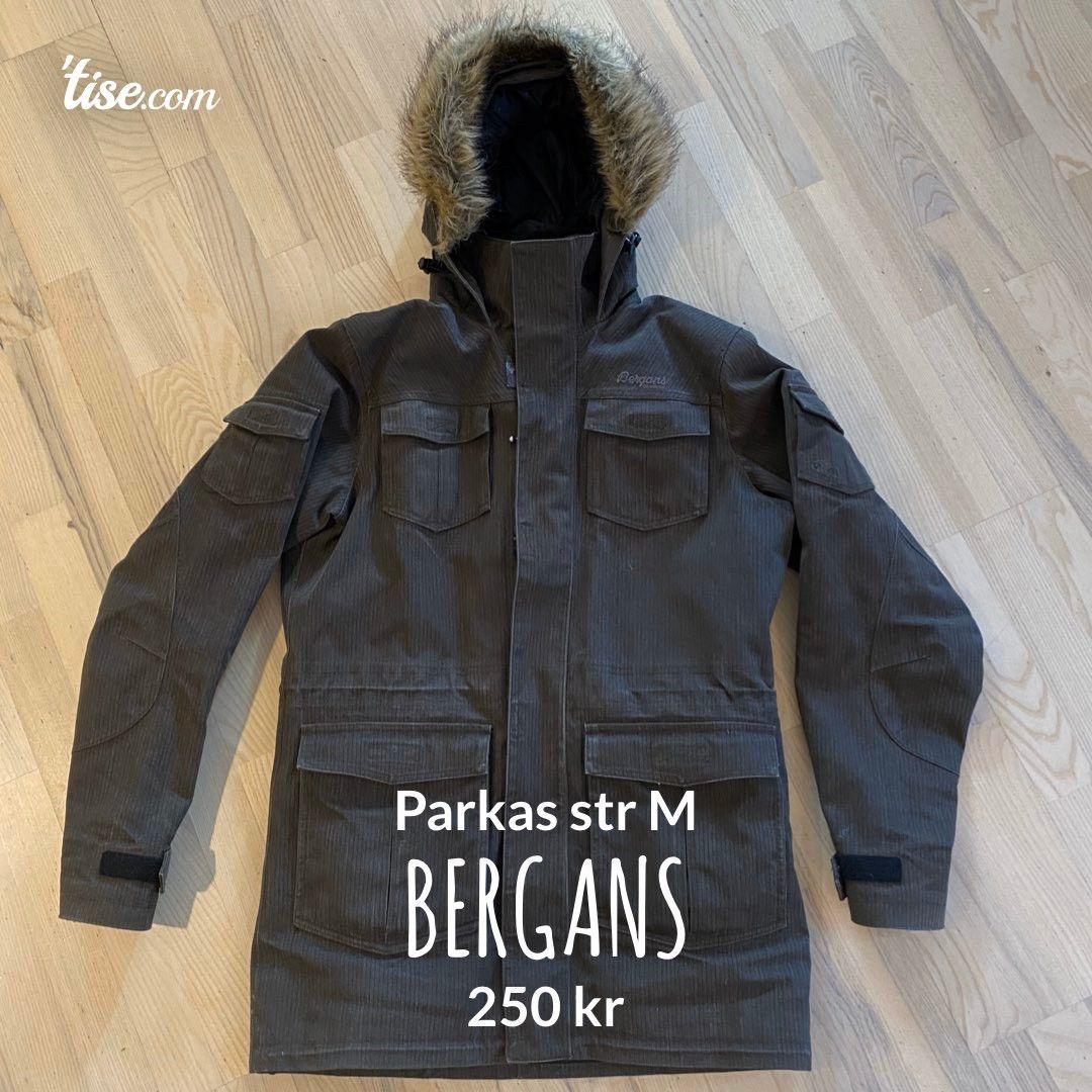 Bergans jakke str xxl | FINN.no