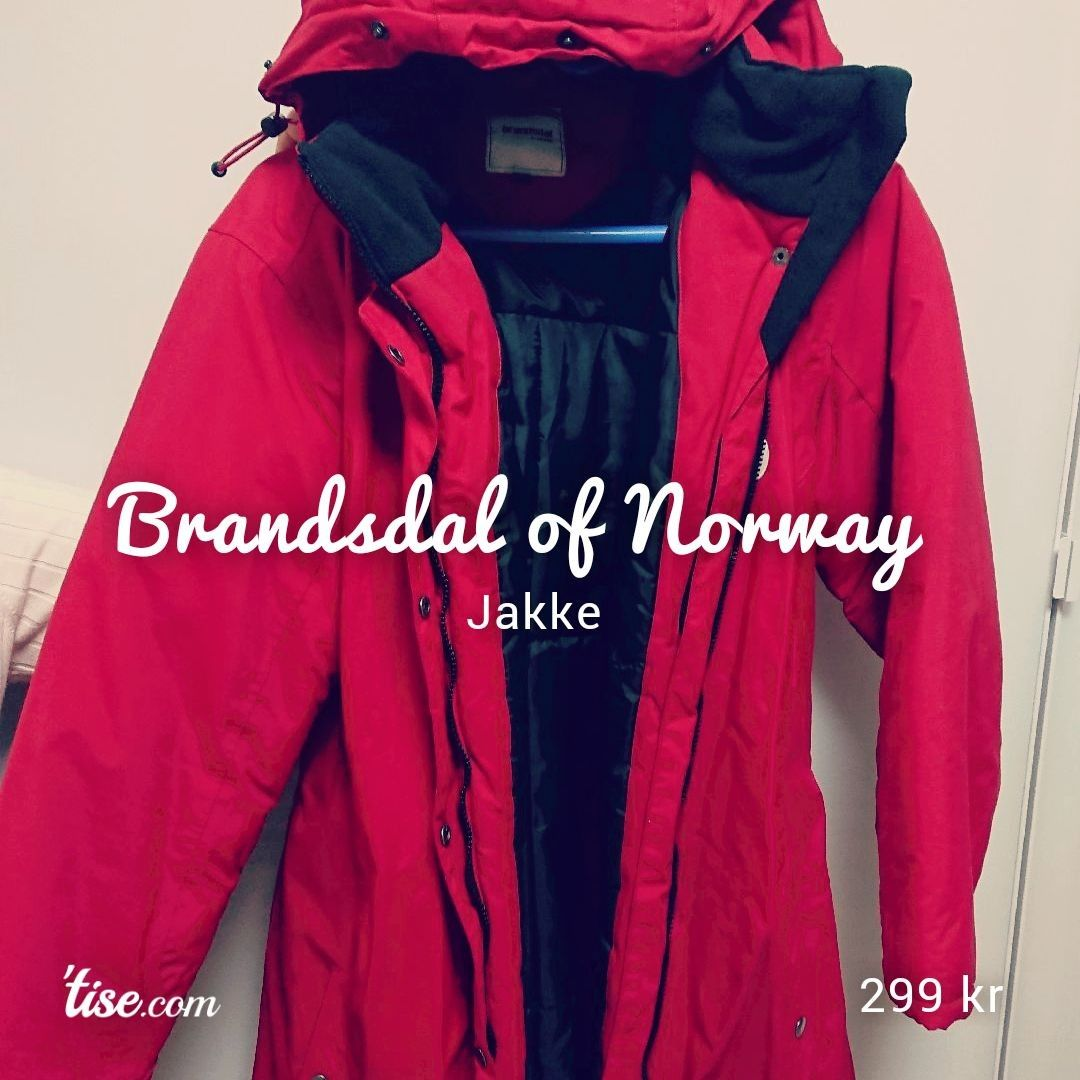 Brandsdal of norway dunparkas | FINN.no