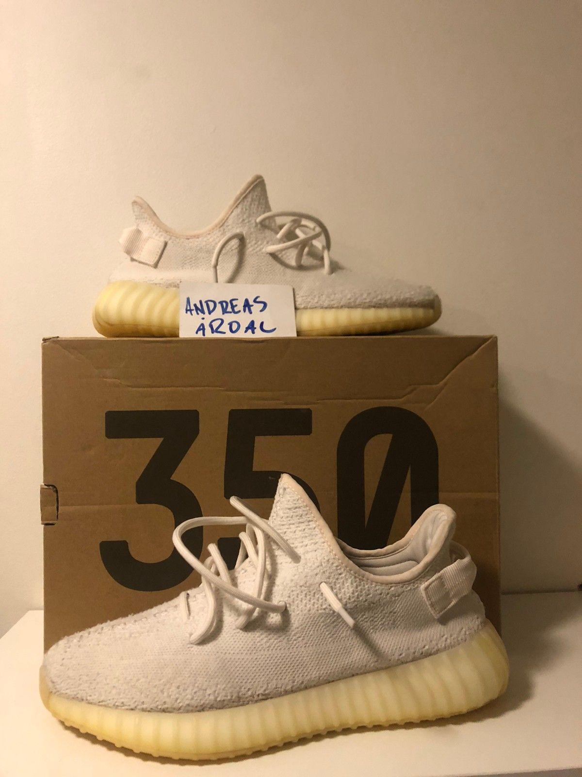 Adidas Originals Yeezy Boost 350 V2 Cream White | FINN.no