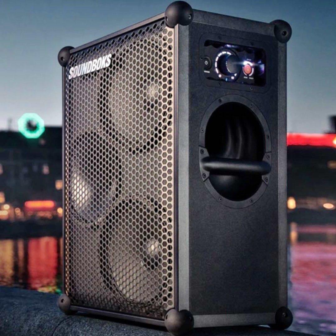 Soundbox | FINN.no
