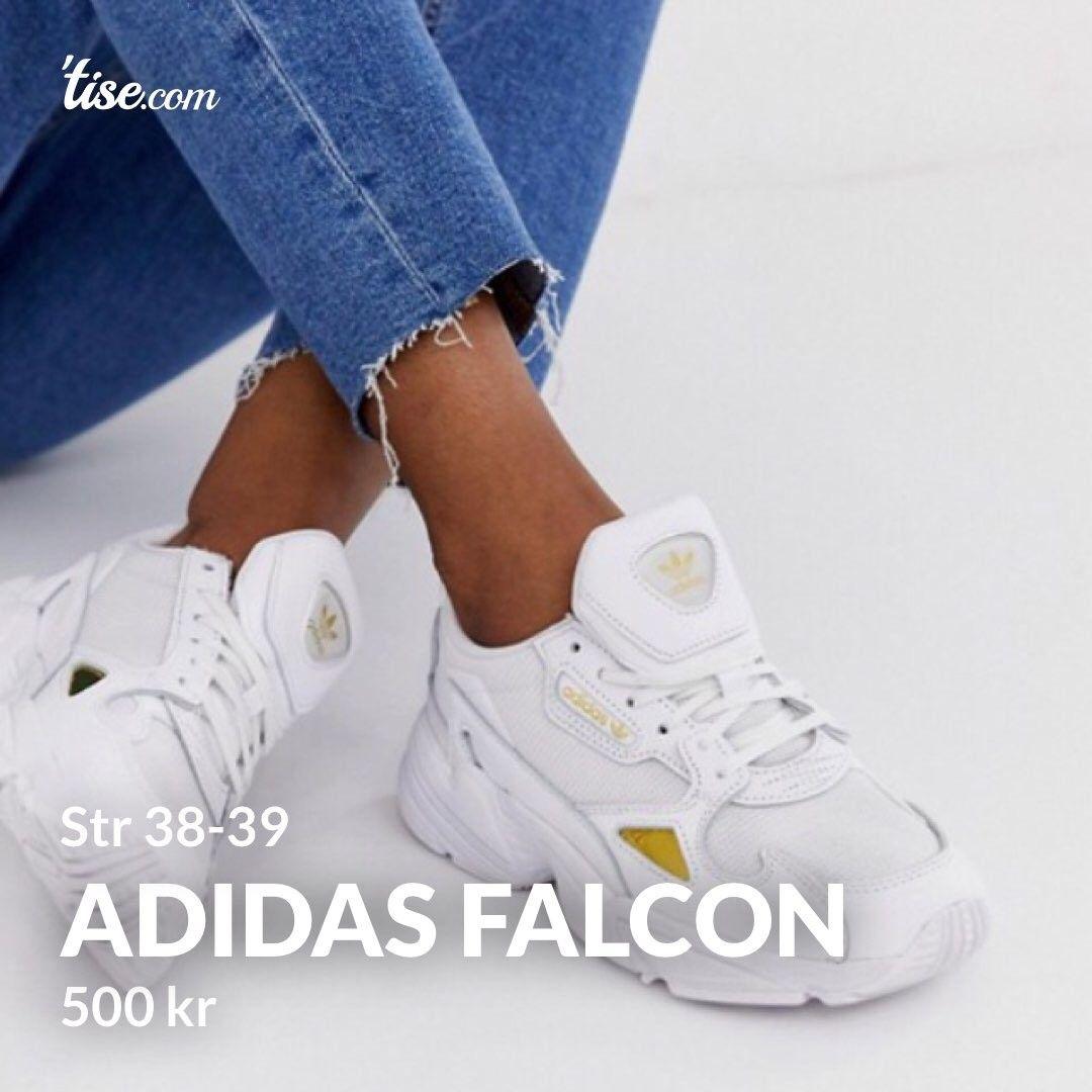 Adidas Falcon 38 39 | FINN.no