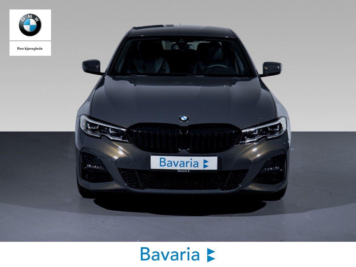bmw 3-serie 330e edrive m sport aut 2020, 3 000 km, kr 519