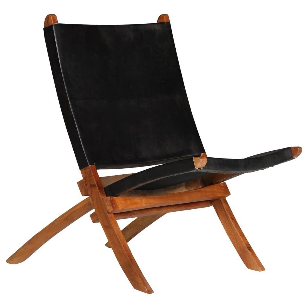 Komfortabel lenestol i ekte skinn | FINN.no
