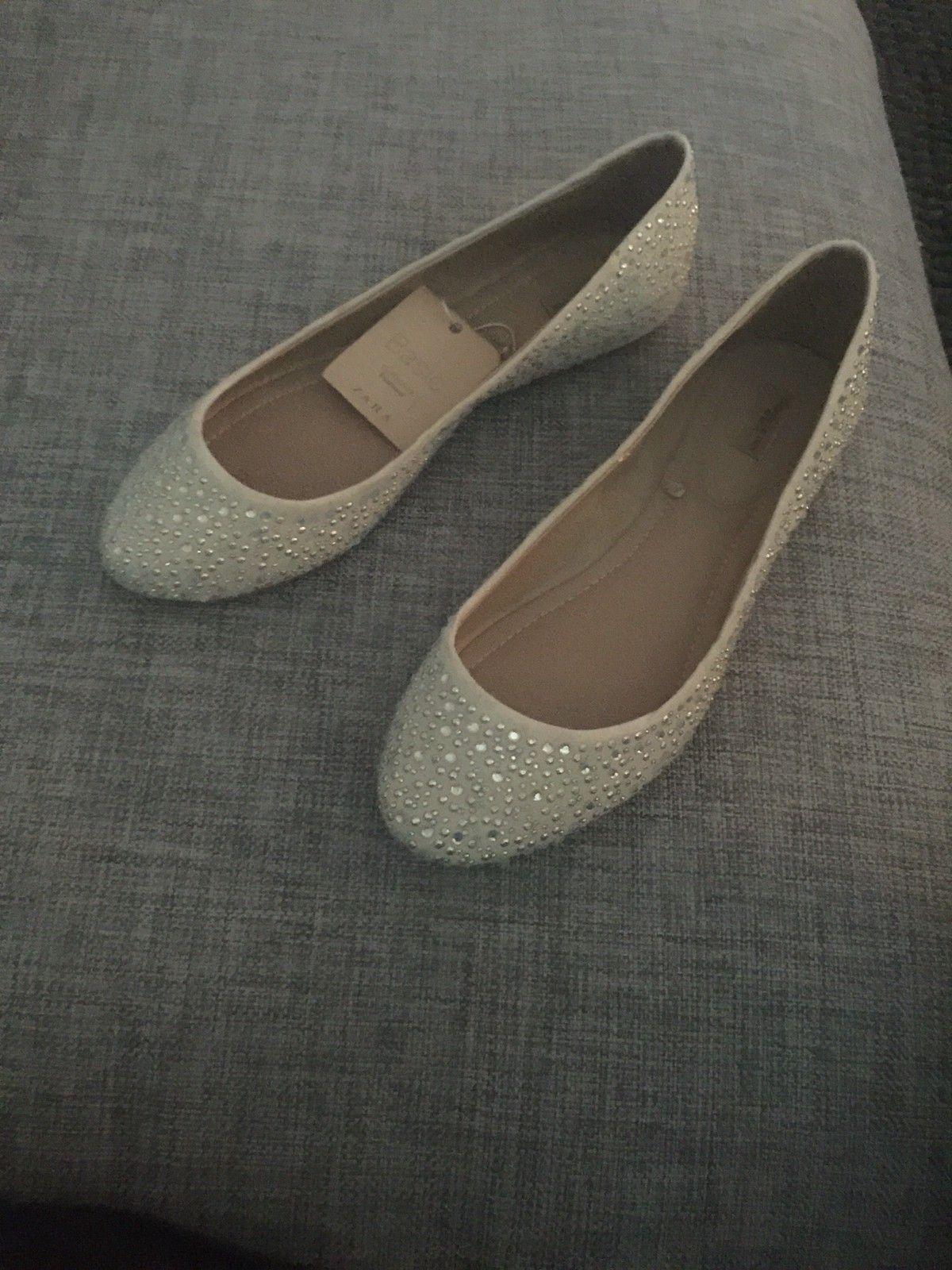 Zara sko størrelse 39 | FINN.no