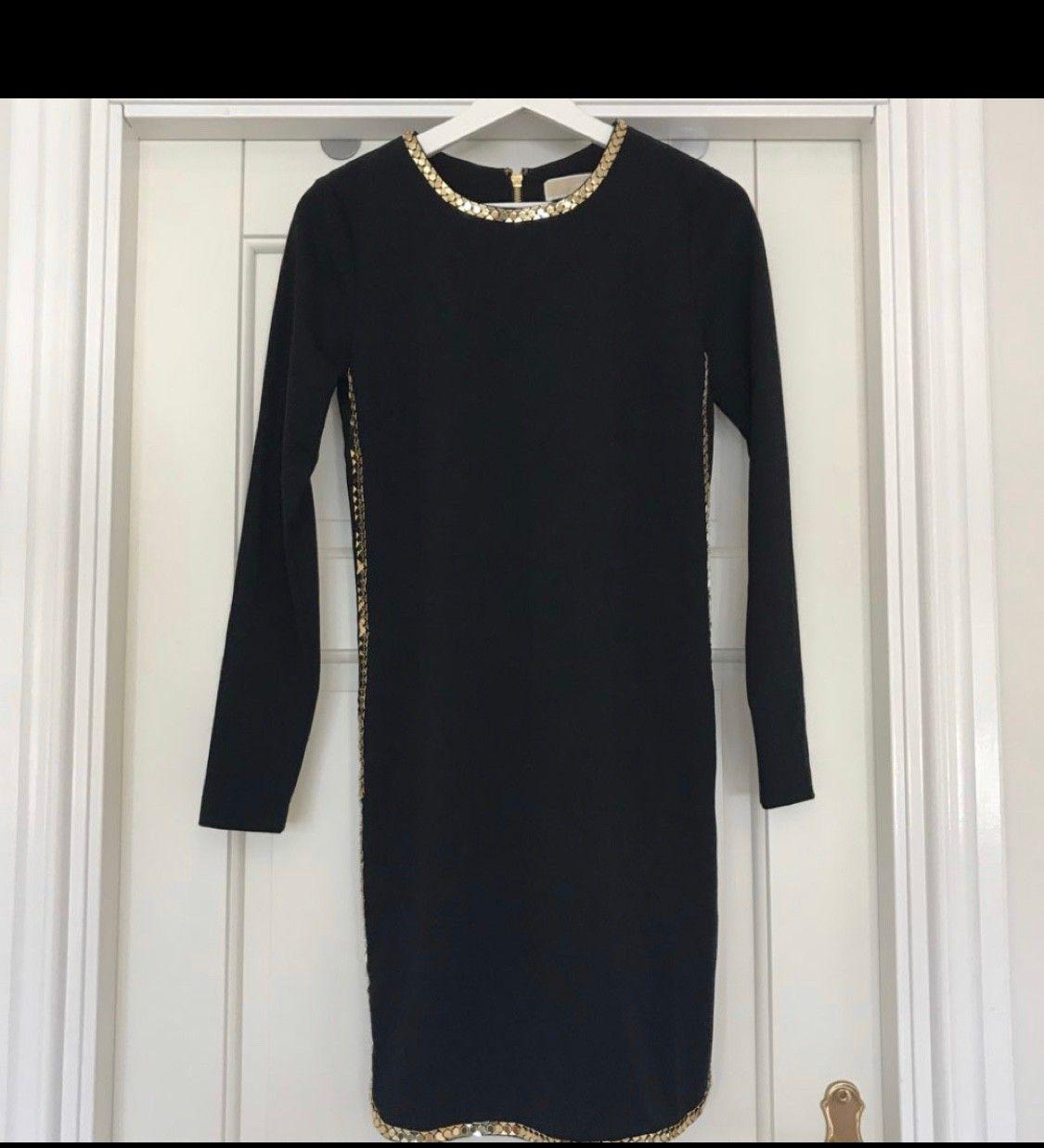 Michael Kors kjole, sort.   FINN.no