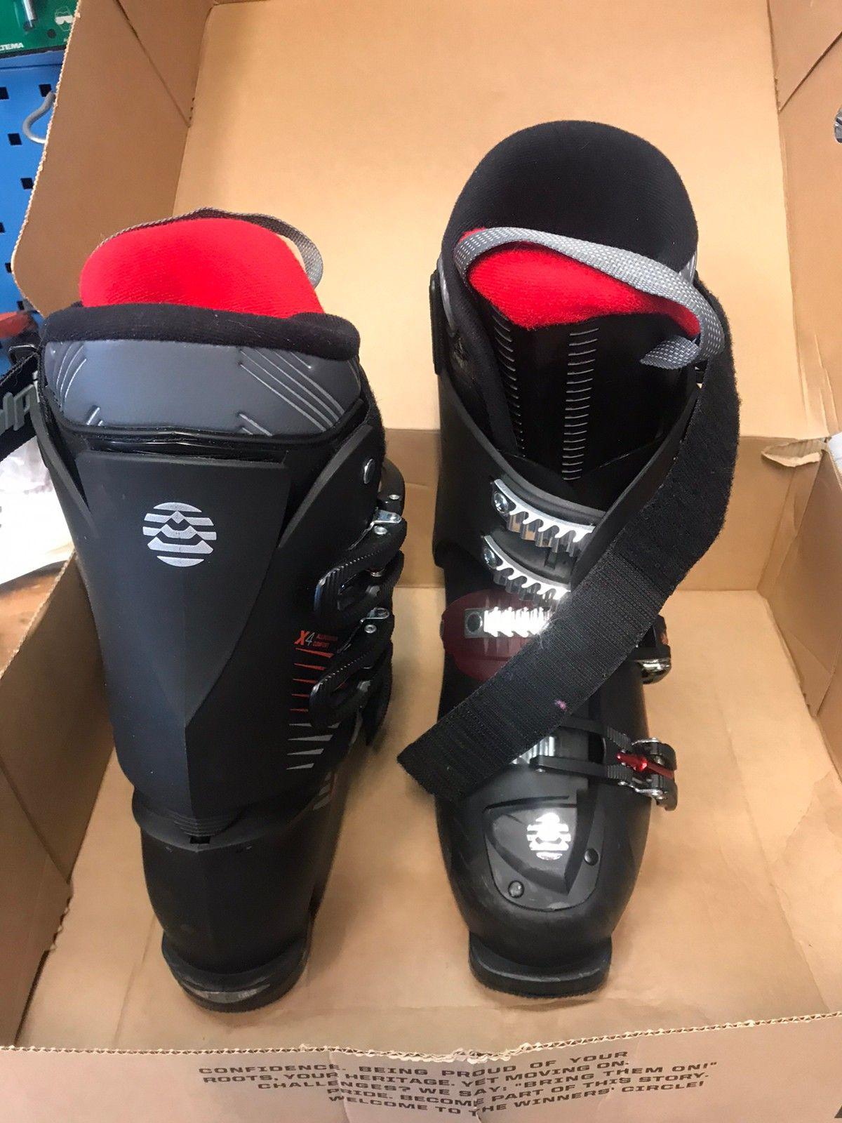 Alpina X4 slalom støvler. Str 275 | FINN.no