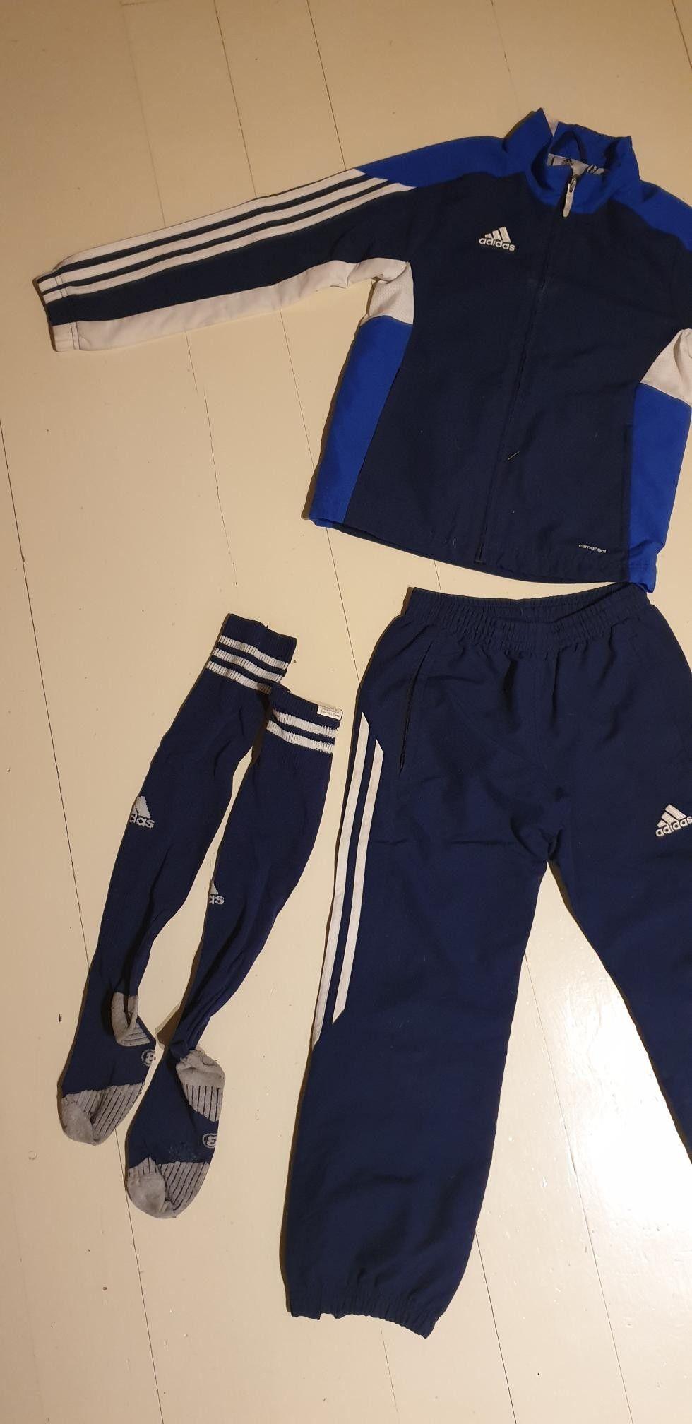 Adidas treningsdress str 128 cm | FINN.no
