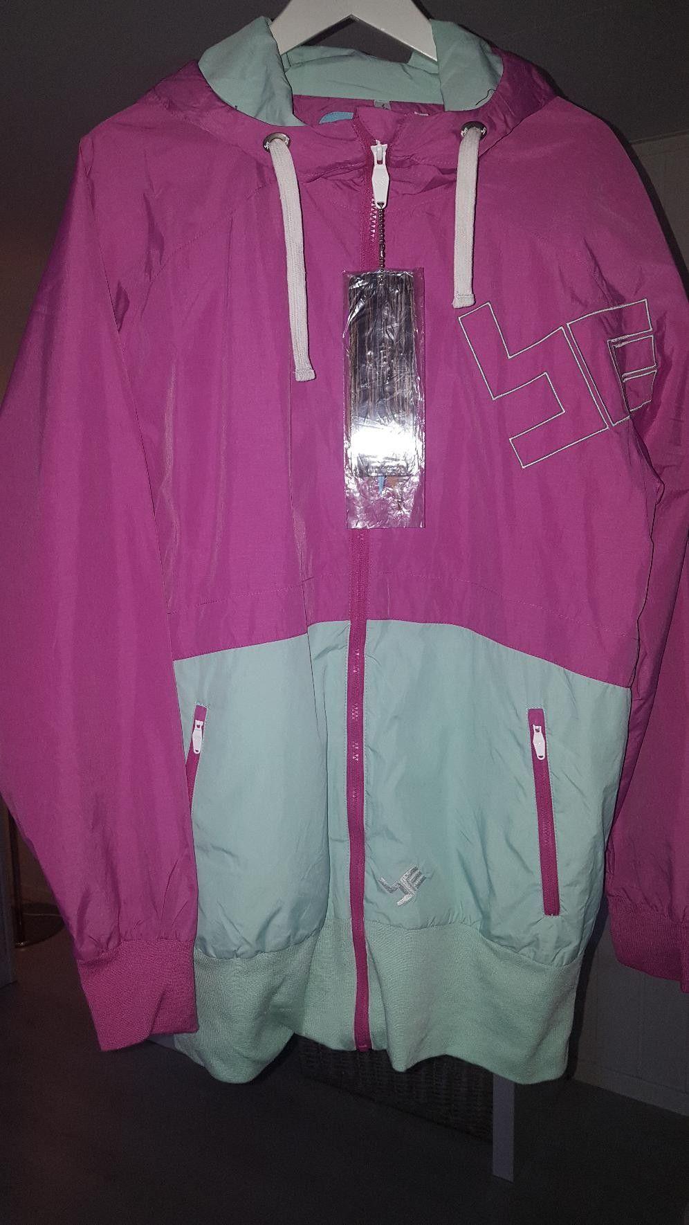 BRE Clothing tynn ski jakke str. XXL men passer til L XL