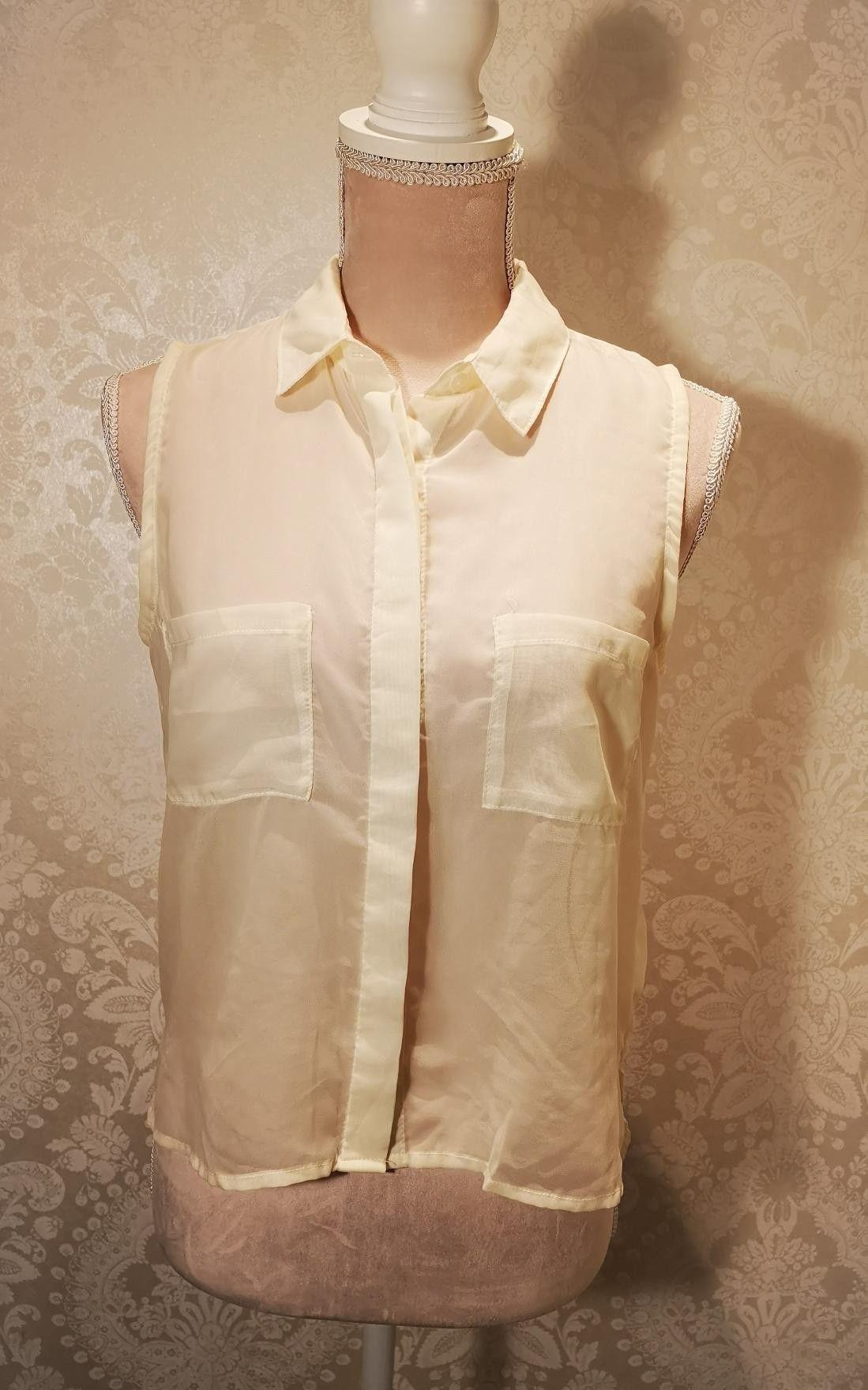 skjorte uten armer str 146 | FINN.no