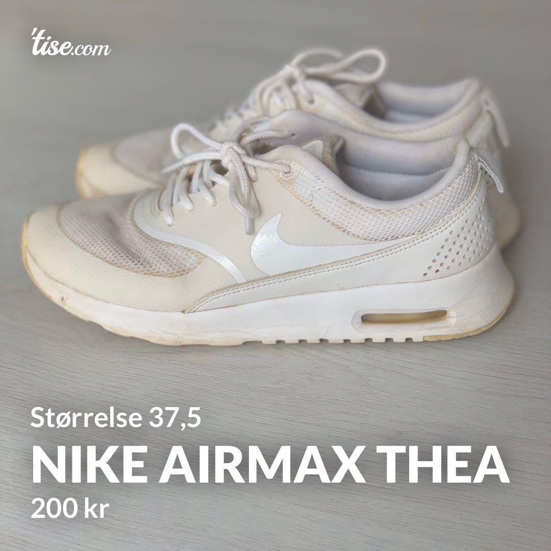 Nike airmax Thea   FINN.no