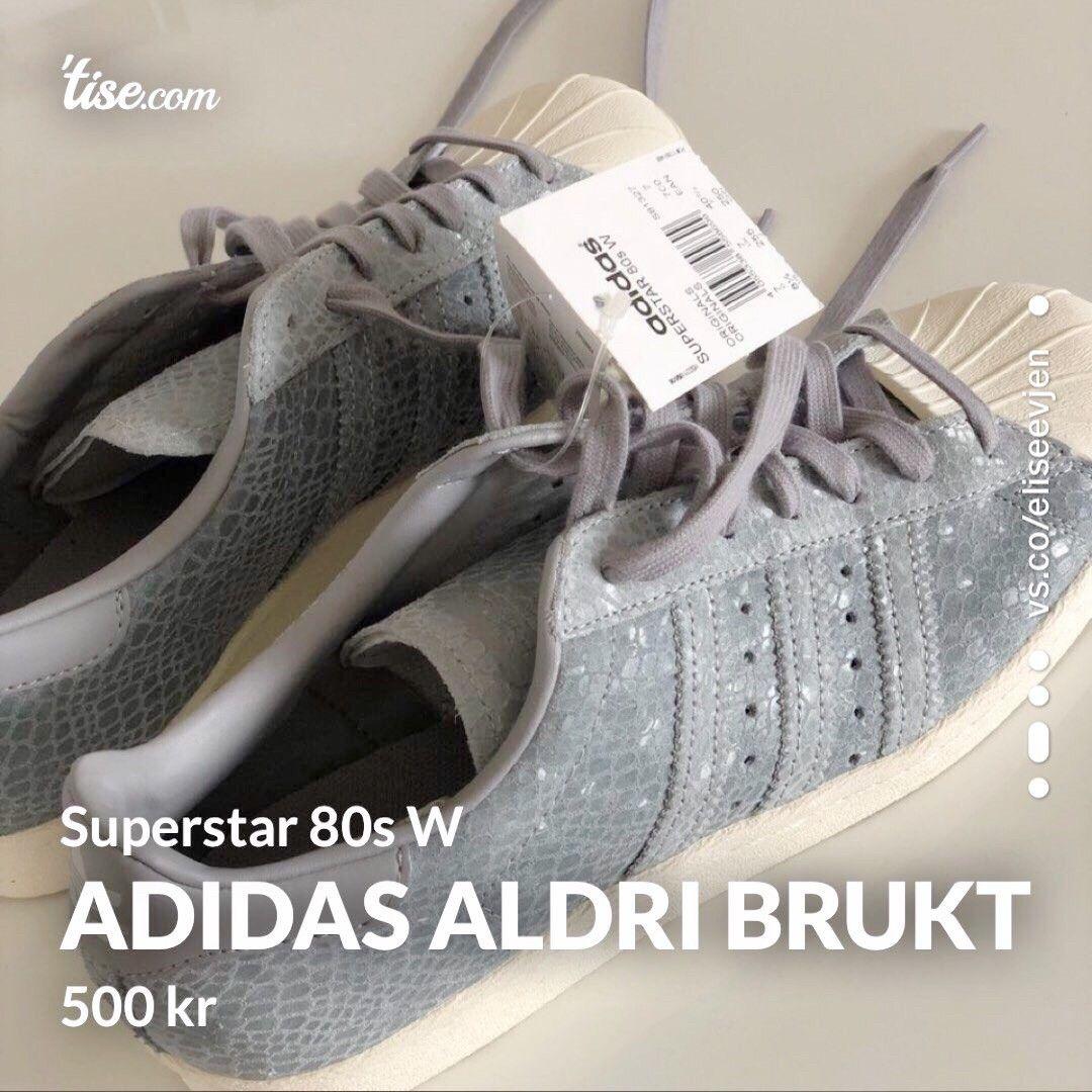 Sjeldne Adidas Superstar | FINN.no